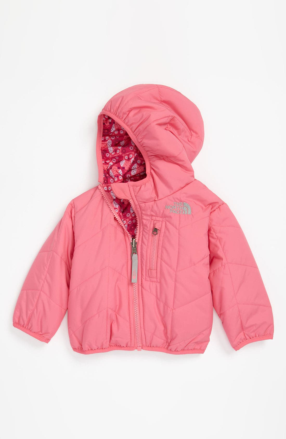 Alternate Image 1 Selected - The North Face 'Perrito' Reversible Jacket (Infant)