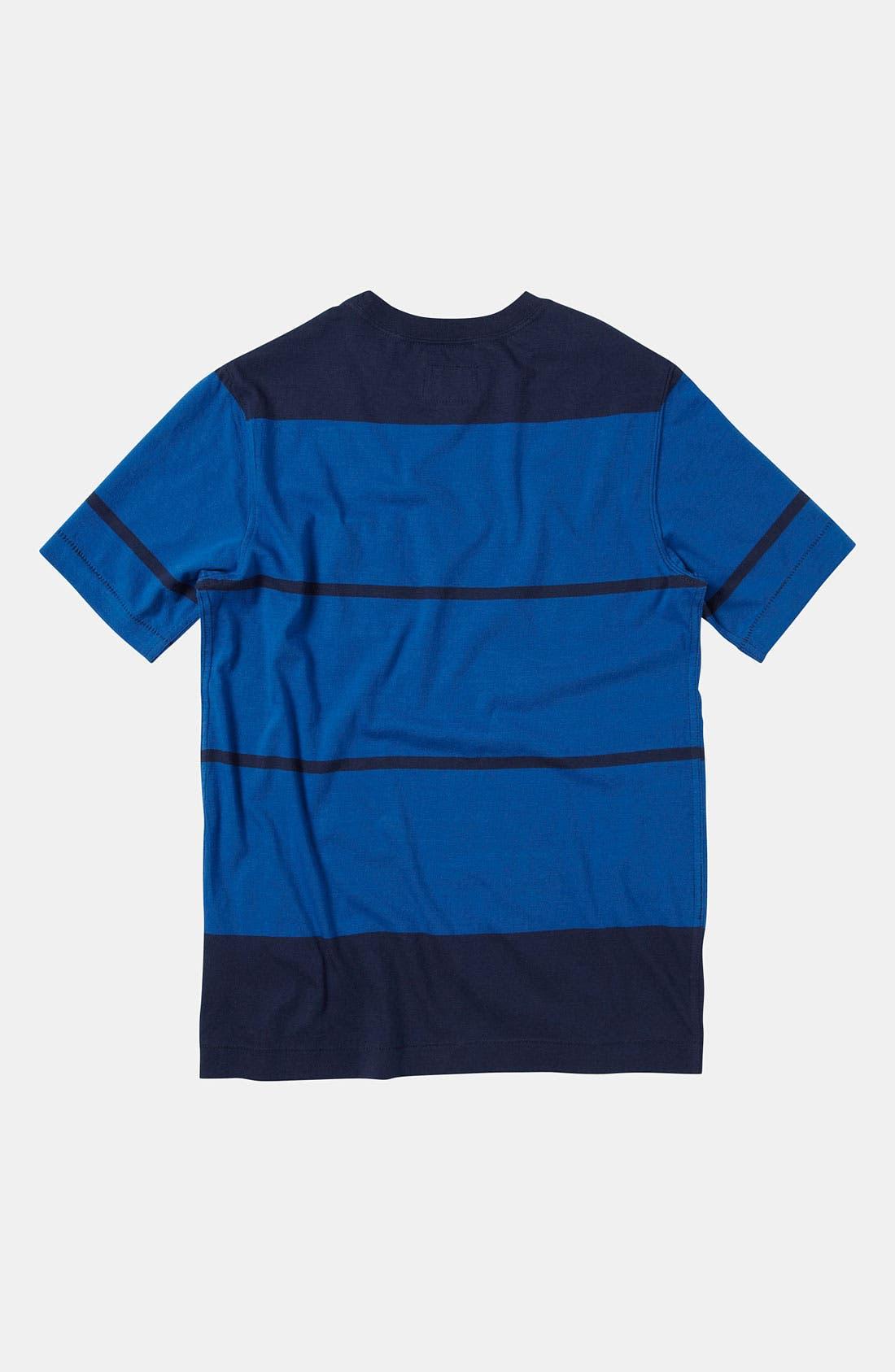 Alternate Image 2  - Quiksilver 'Tenney' T-Shirt (Big Boys)