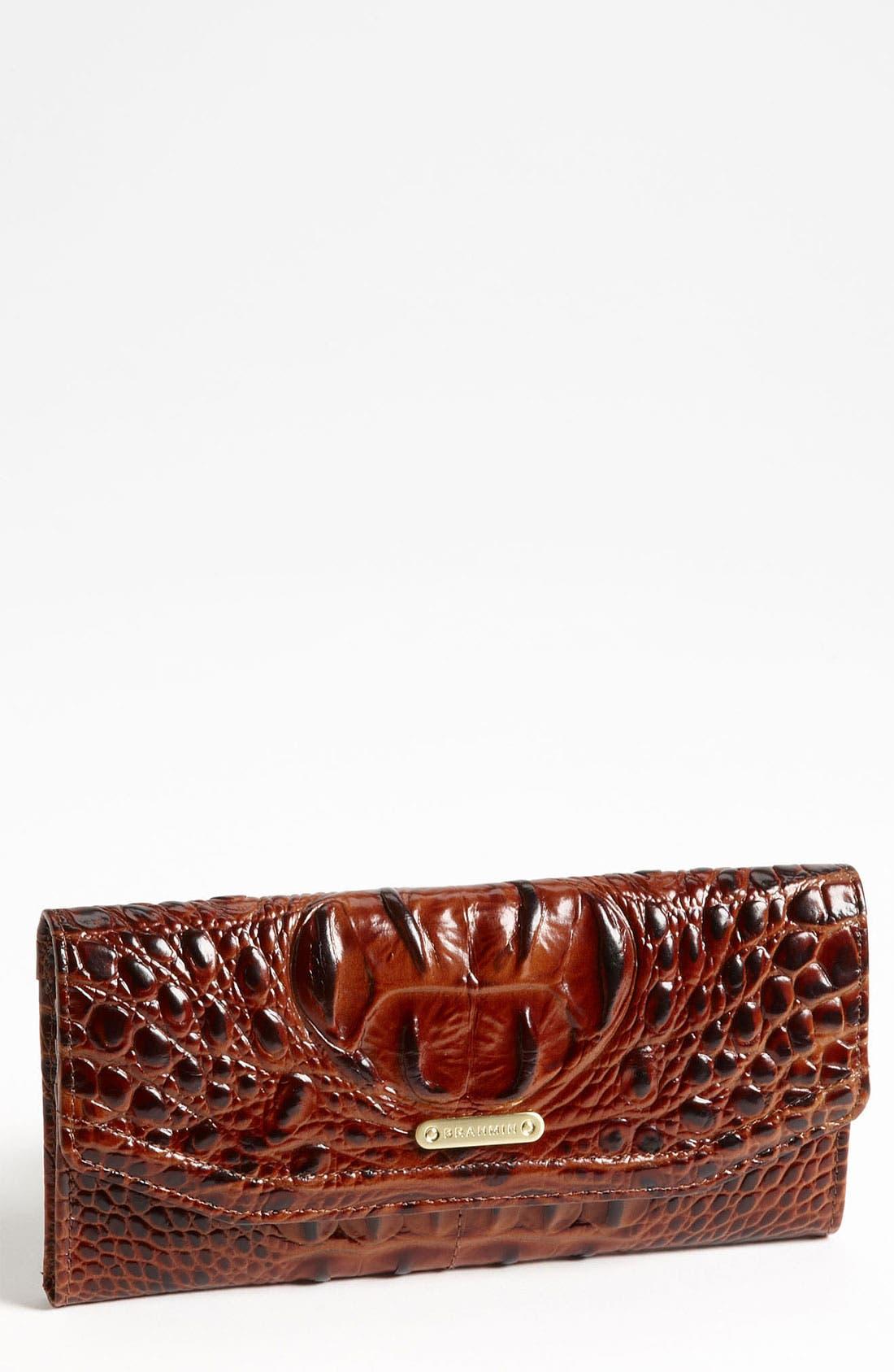 Alternate Image 1 Selected - Brahmin 'Andie' Travel Wallet