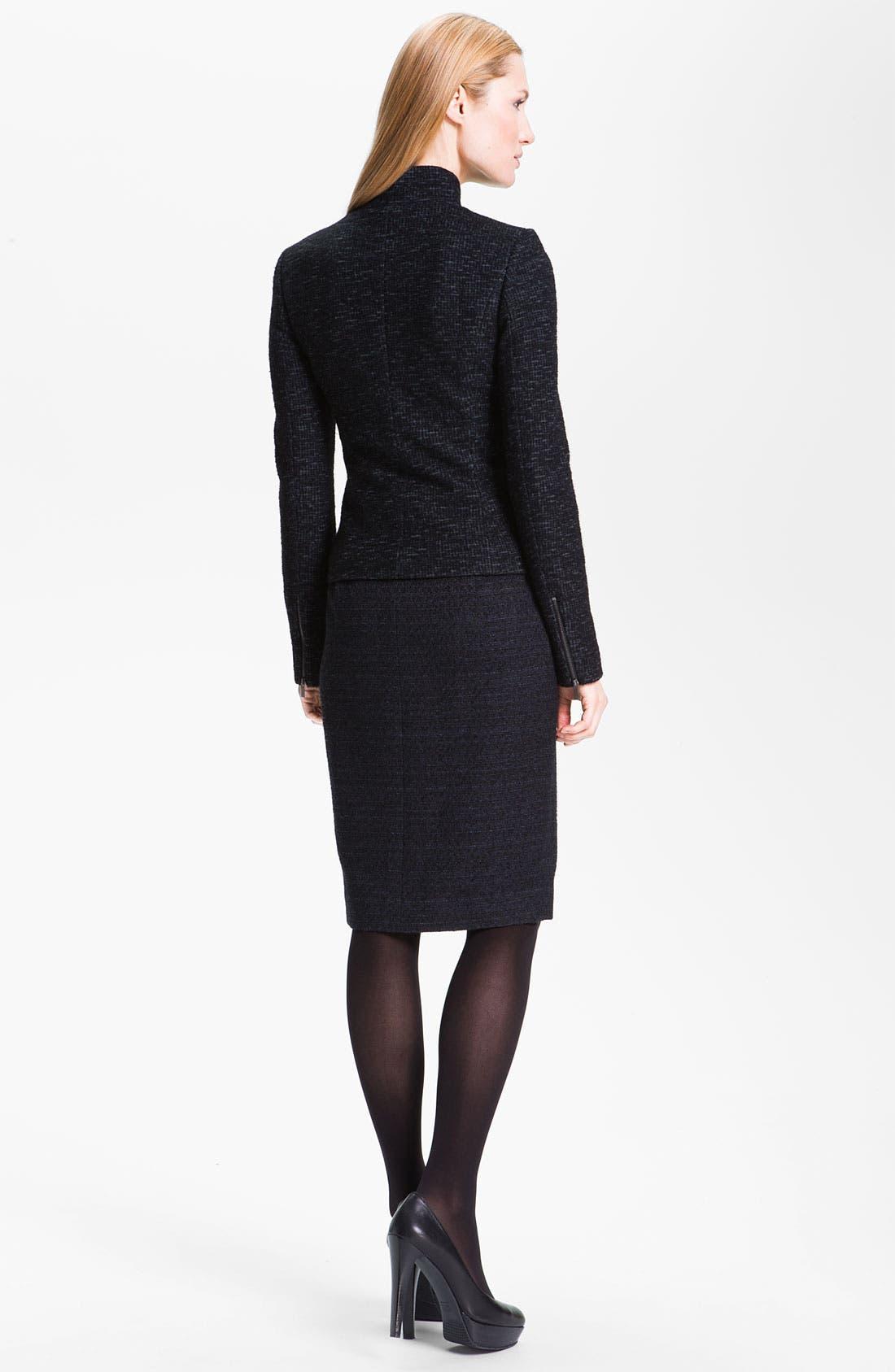 Alternate Image 5  - Classiques Entier® Belted Skirt