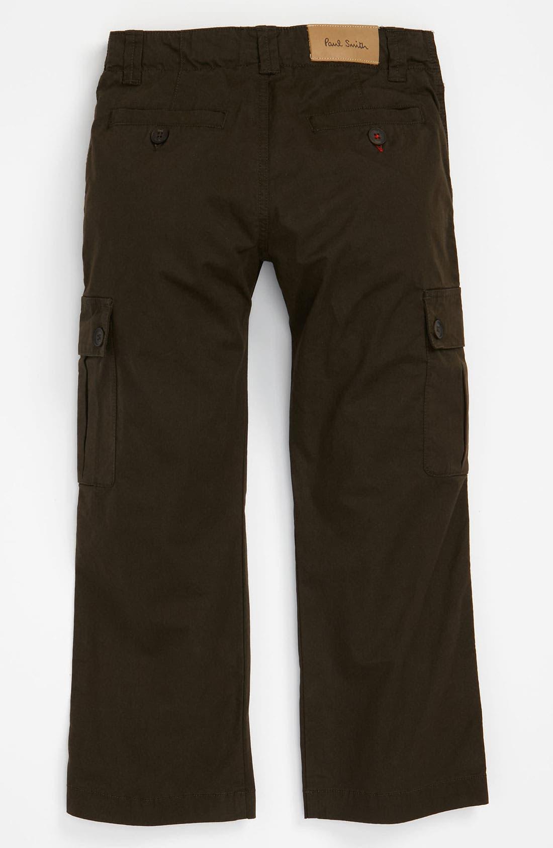 Alternate Image 1 Selected - Paul Smith Junior 'Calisto' Cargo Pants (Little Boys)