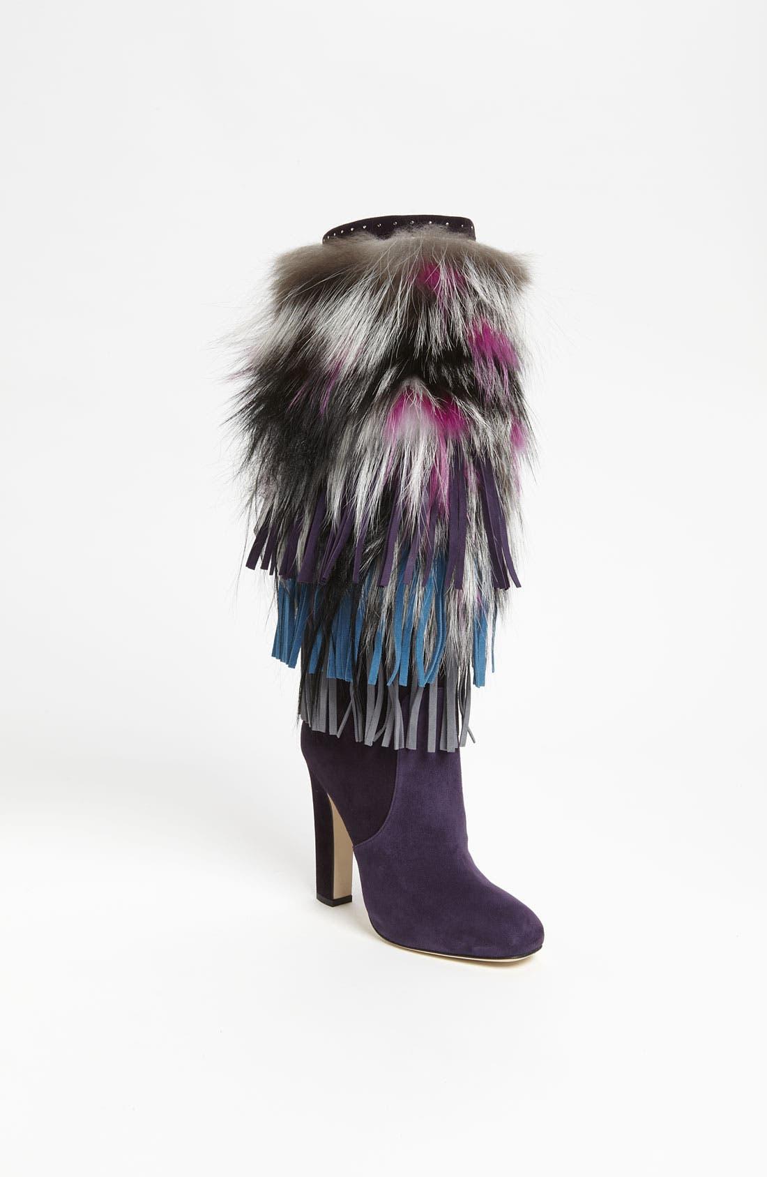 Alternate Image 1 Selected - Jimmy Choo 'Dalia' Tall Boot