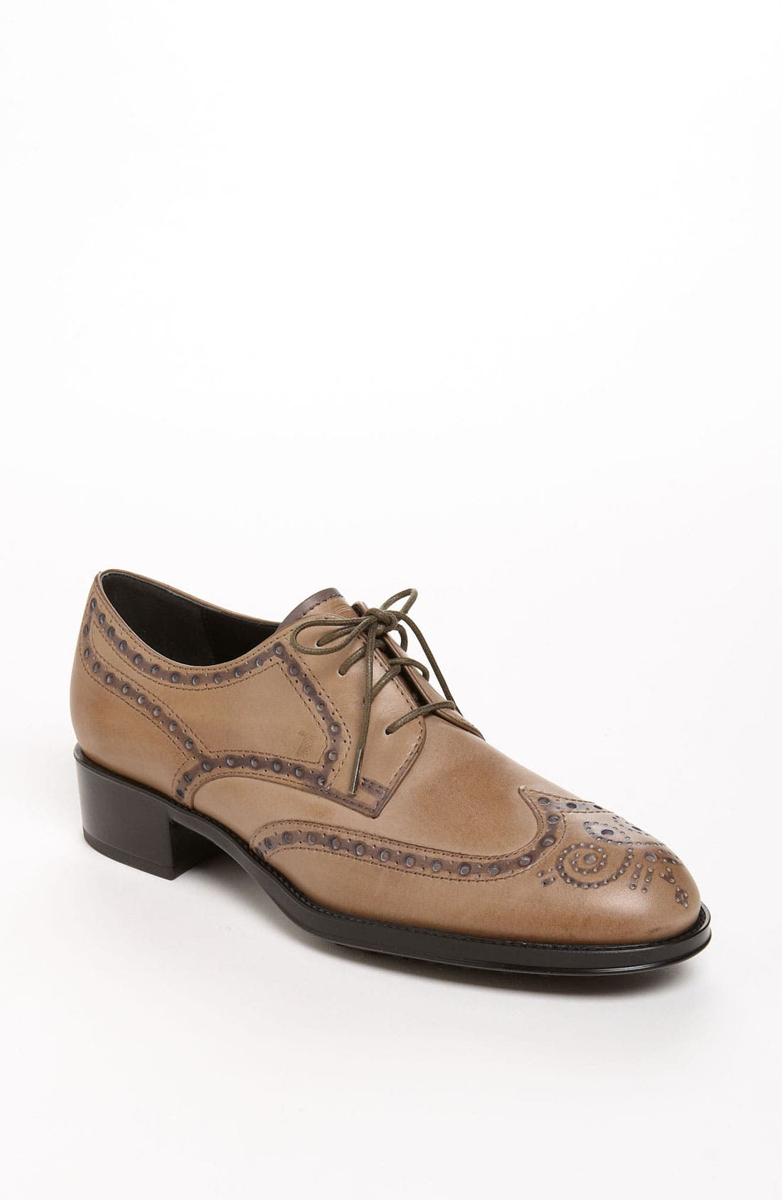Main Image - Tod's 'Buccatore' Lace-Up Oxford