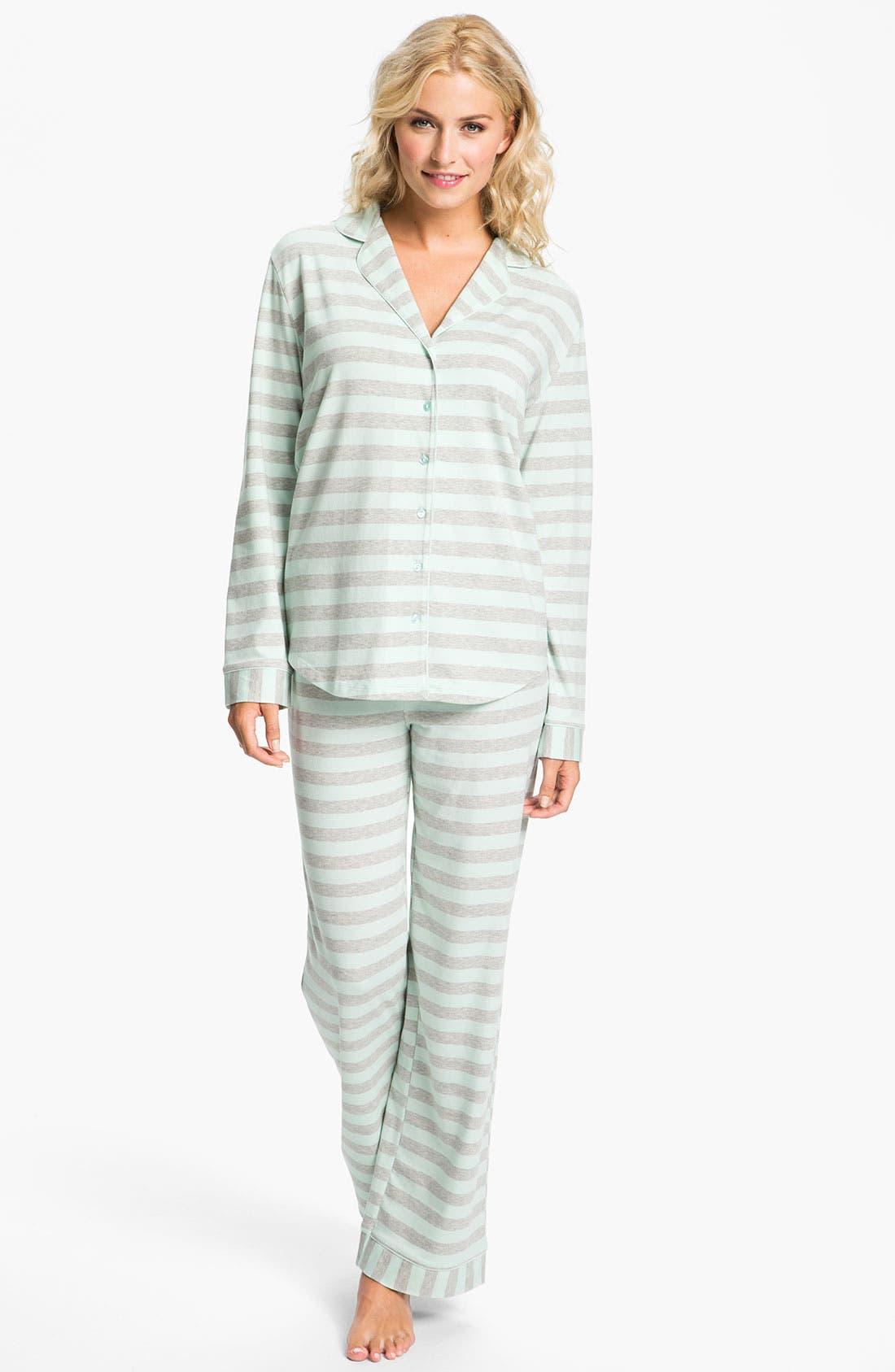 Main Image - Nordstrom Knit Pajamas