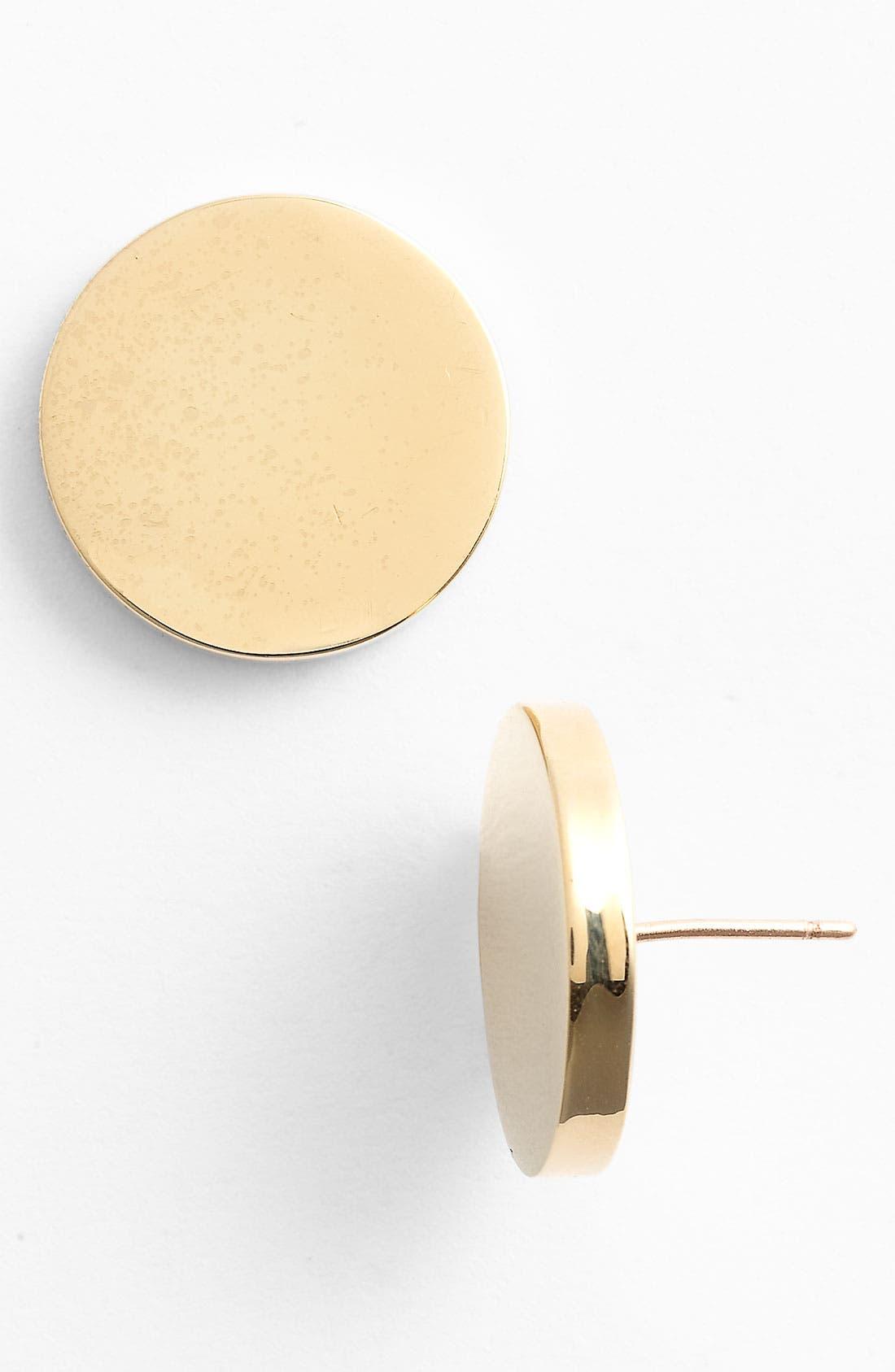 Alternate Image 1 Selected - kate spade new york 'on the dot' stud earrings