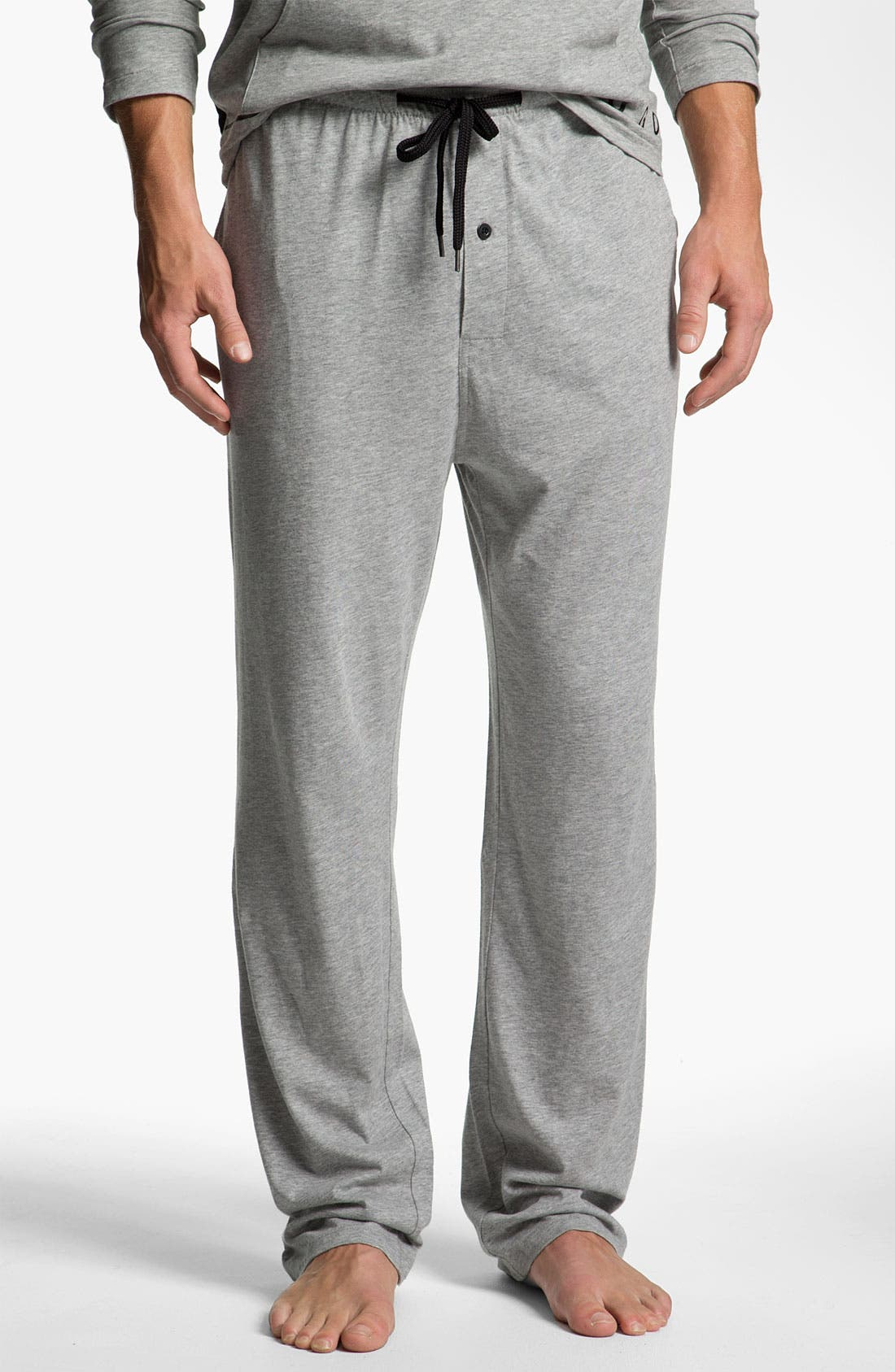 Alternate Image 1 Selected - BOSS Black Pajama Set (Online Exclusive)