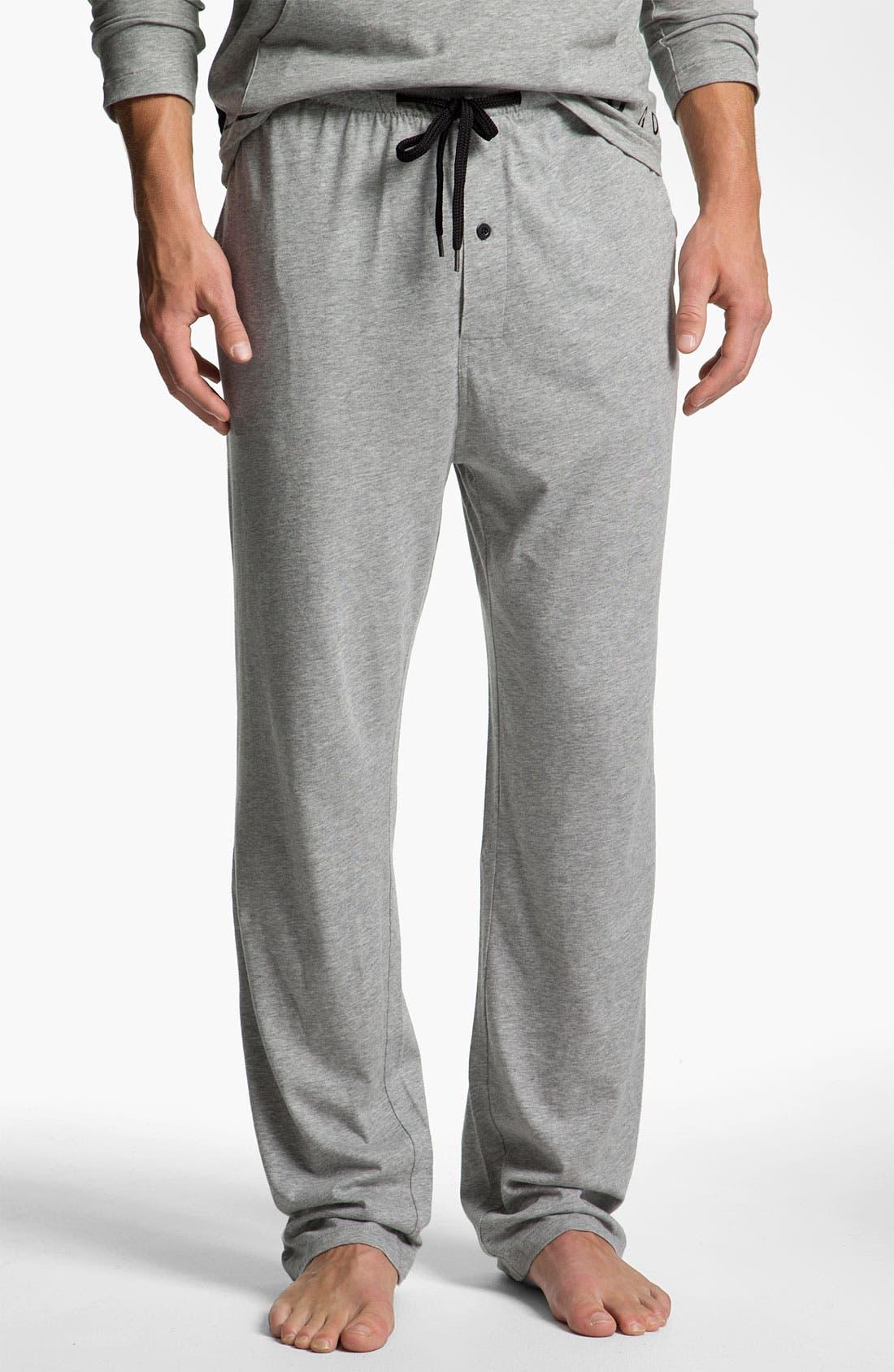 Main Image - BOSS Black Pajama Set (Online Exclusive)
