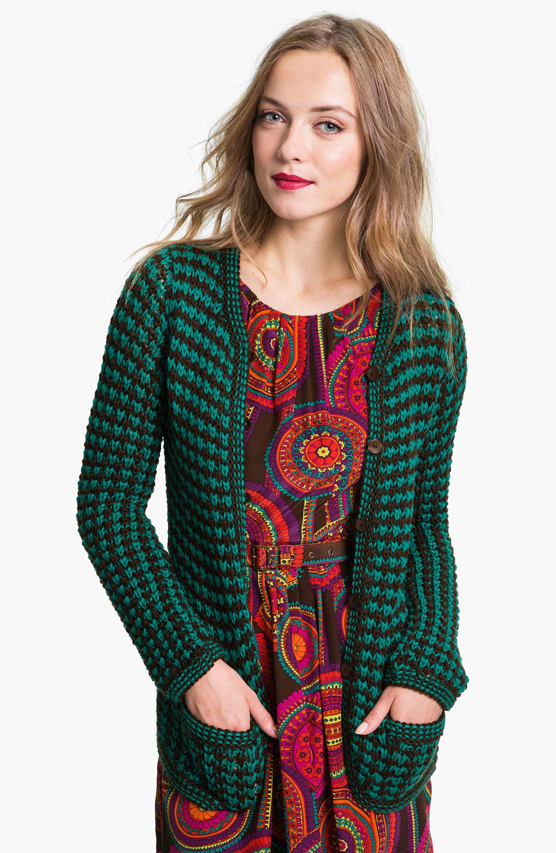 Alternate Image 1 Selected - Trina Turk 'Archibald' Cardigan