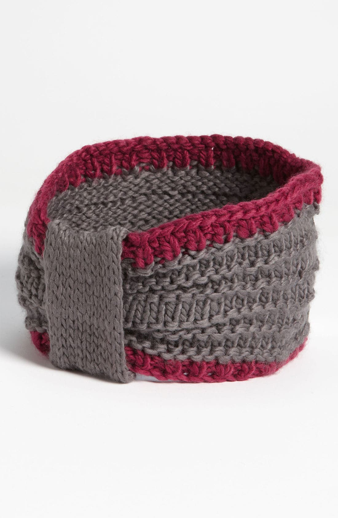 Alternate Image 2  - Hinge® Knit Head Wrap