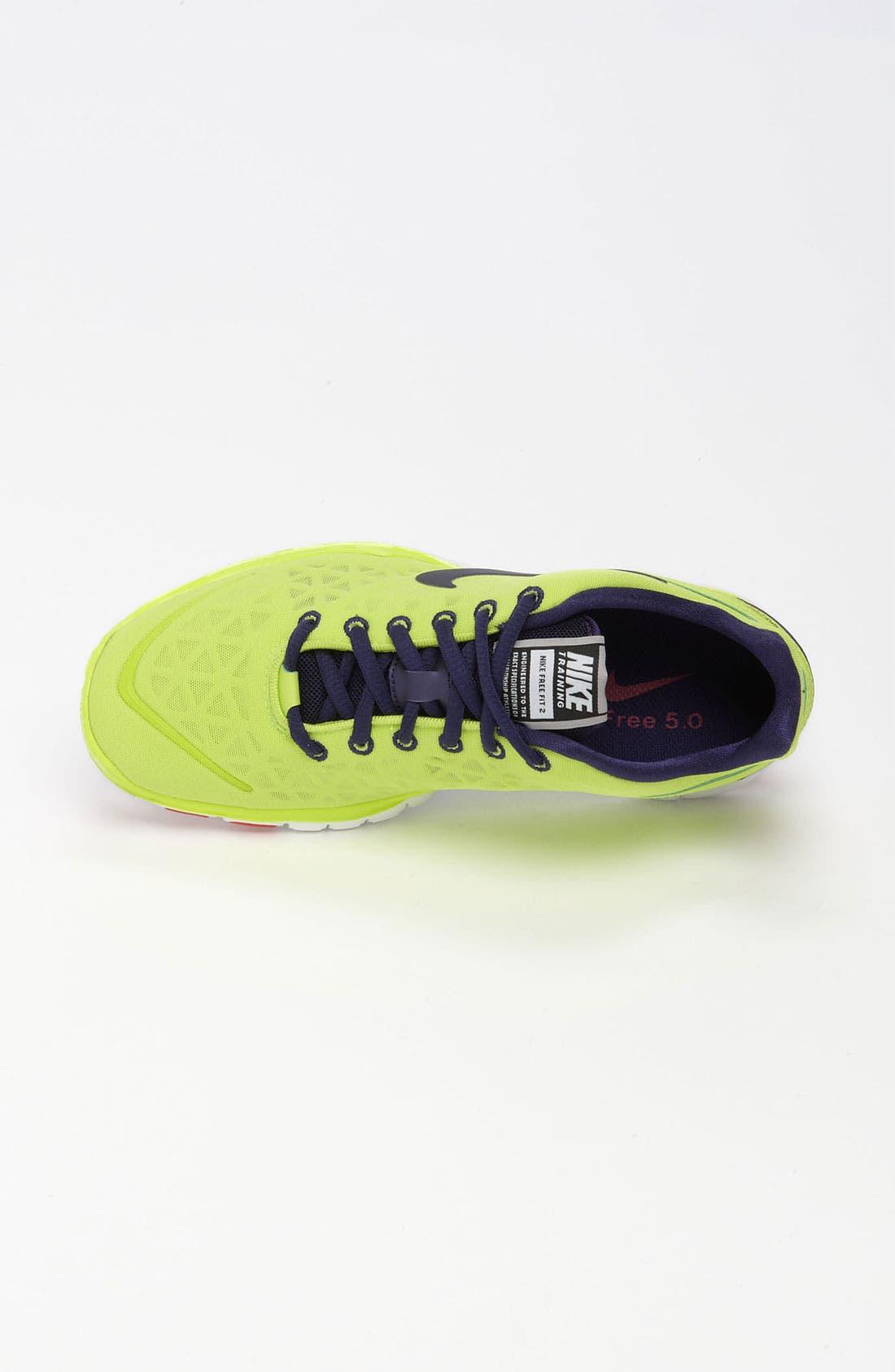 Alternate Image 3  - Nike 'Free TR Fit 2' Training Shoe (Women)
