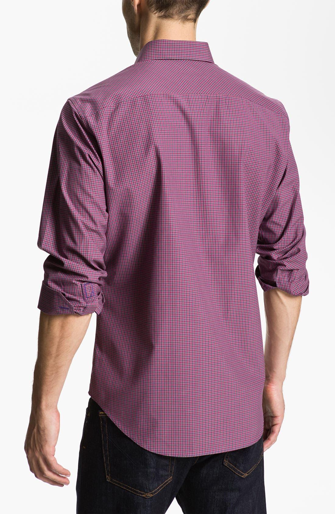 Alternate Image 3  - Zachary Prell 'Voirol' Sport Shirt