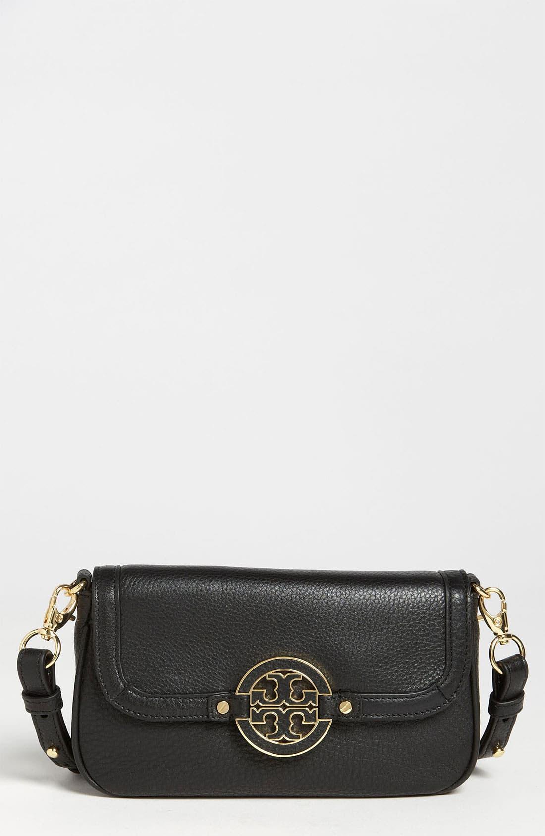 Alternate Image 1 Selected - Tory Burch 'Amanda - Mini' Crossbody Bag