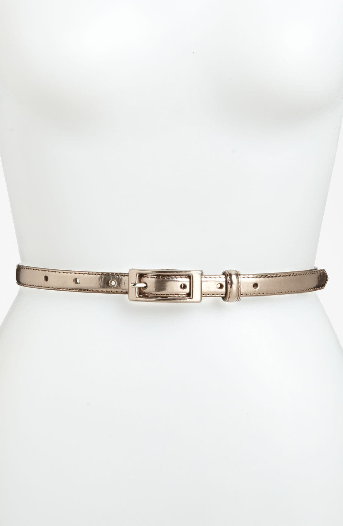 Alternate Image 1 Selected - Another Line Skinny Belt