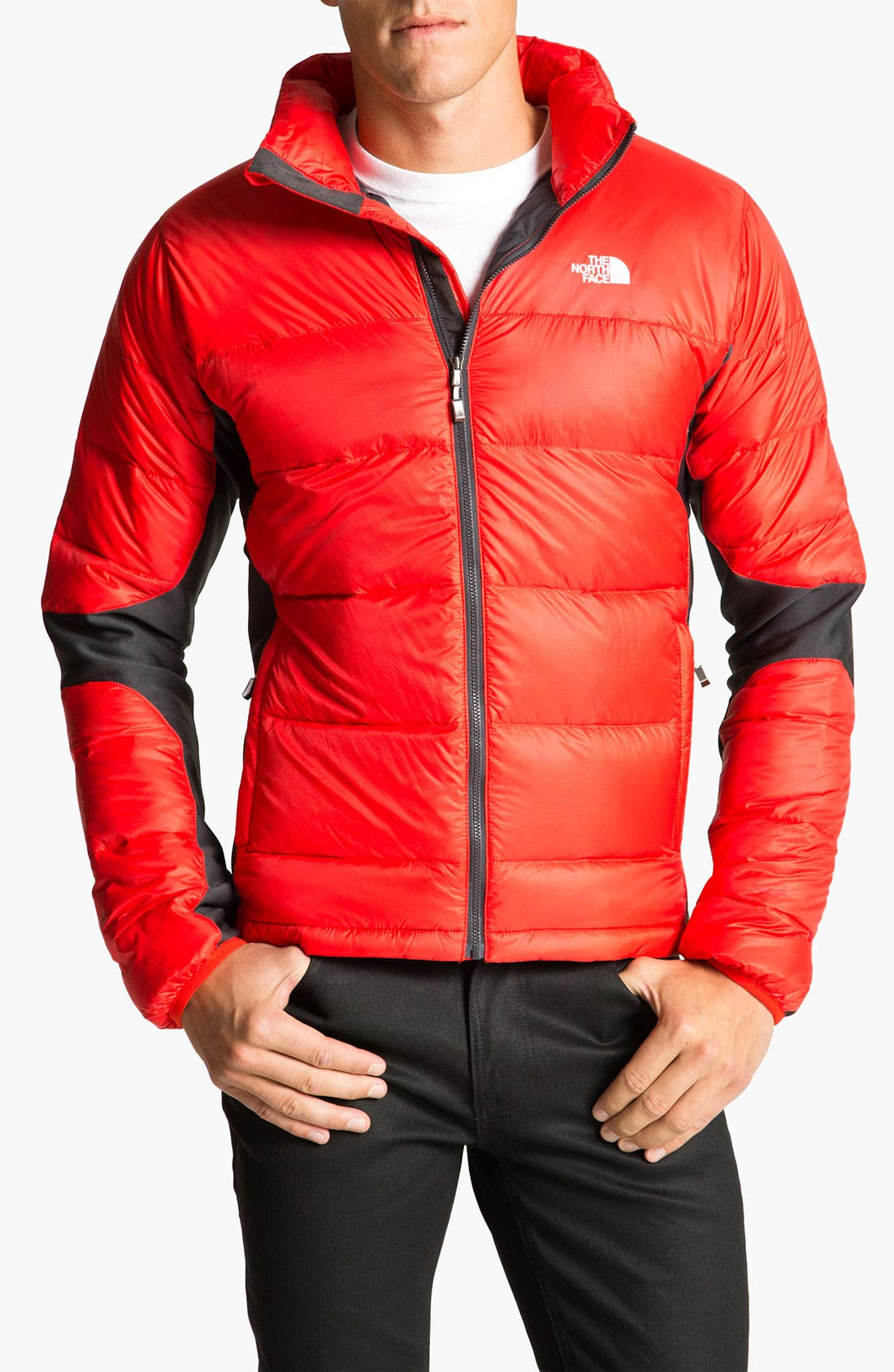 Main Image - The North Face 'Crimptastic' Hybrid Down Jacket
