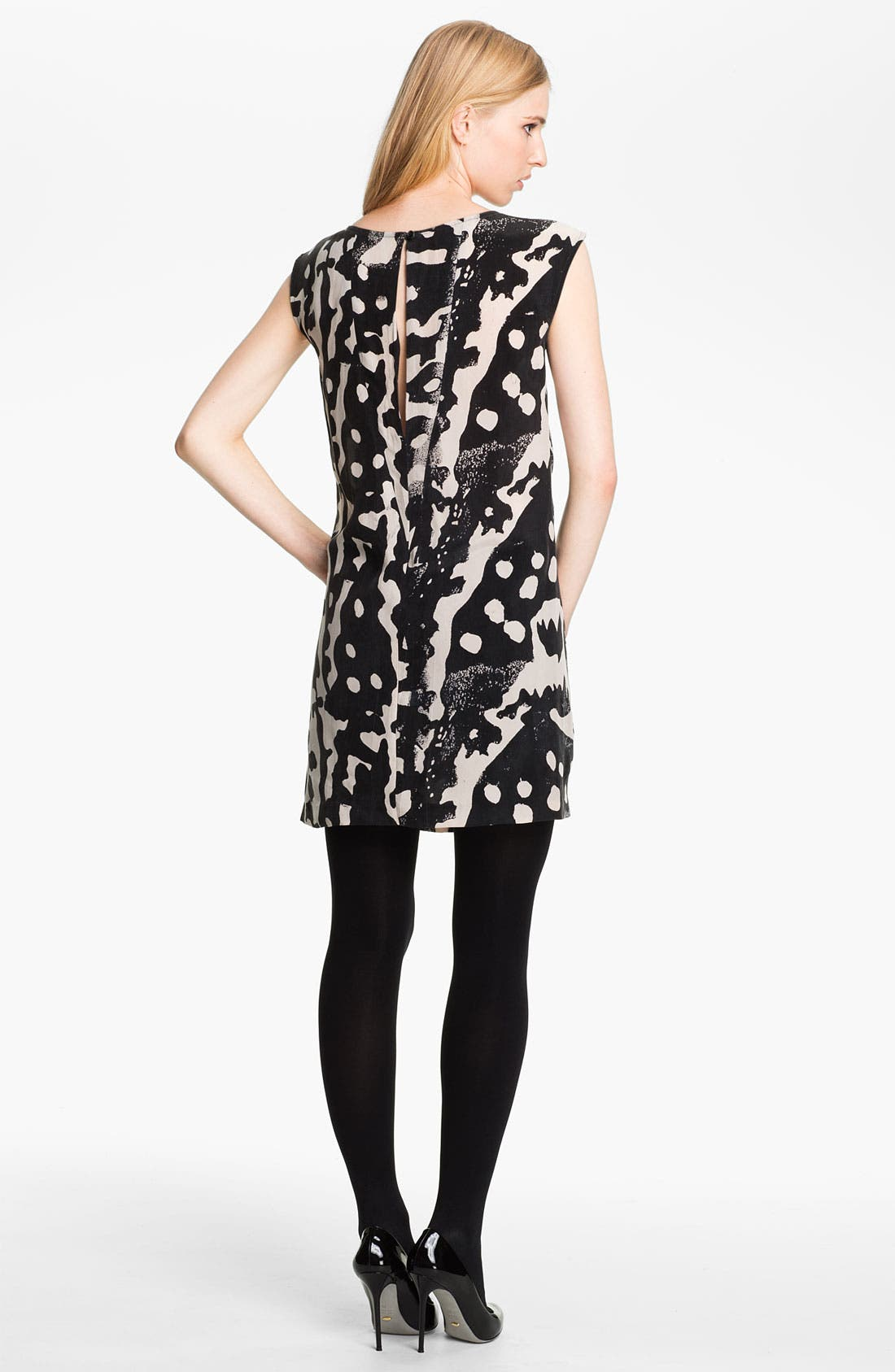 Alternate Image 2  - Kelly Wearstler 'Mariner' Atlantis Print Sheath Dress