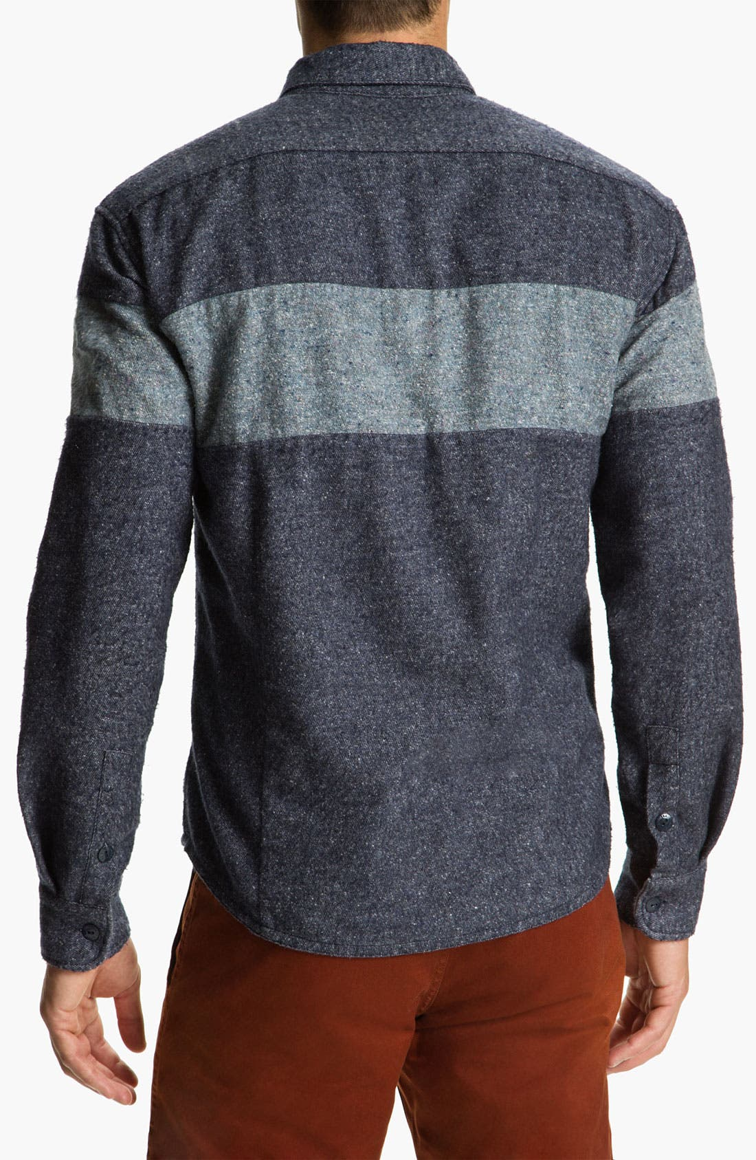 Alternate Image 2  - Riviera Club 'CPO' Woven Shirt Jacket