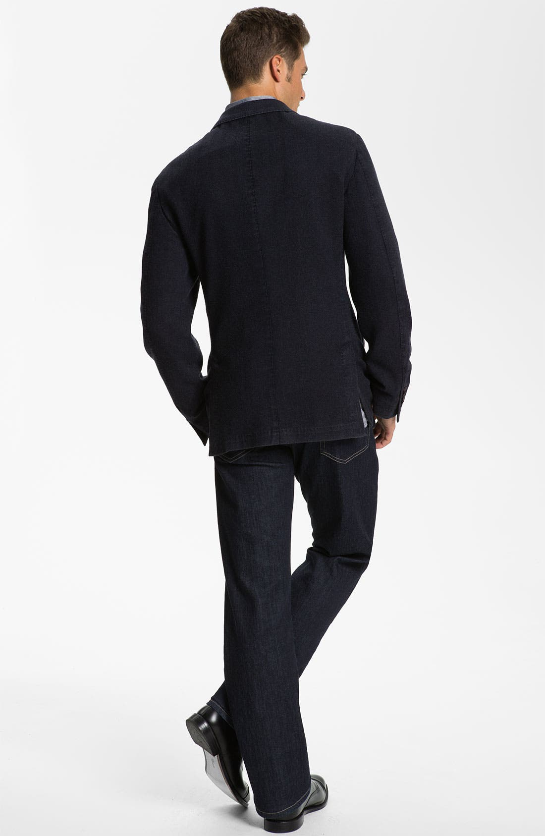 Alternate Image 5  - Canali Wool & Cashmere Sportcoat