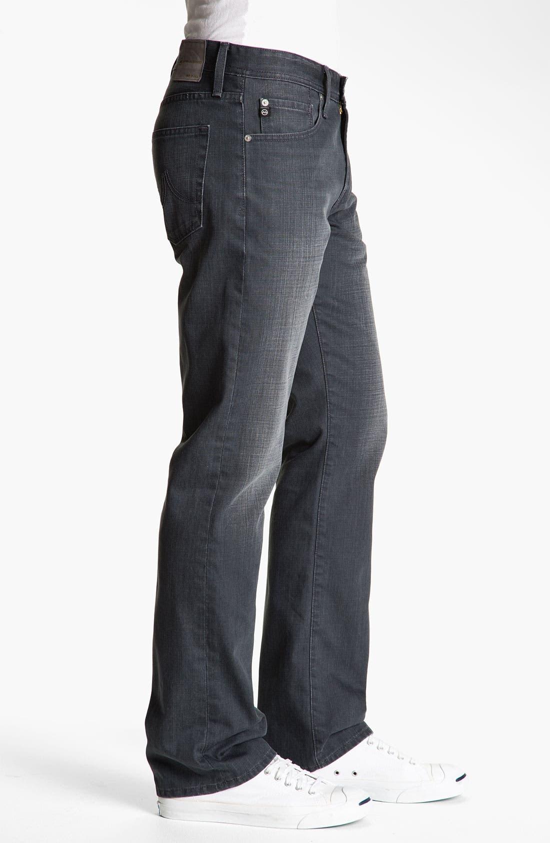 Alternate Image 3  - AG Jeans 'Protégé' Straight Leg Jeans (Cooper)