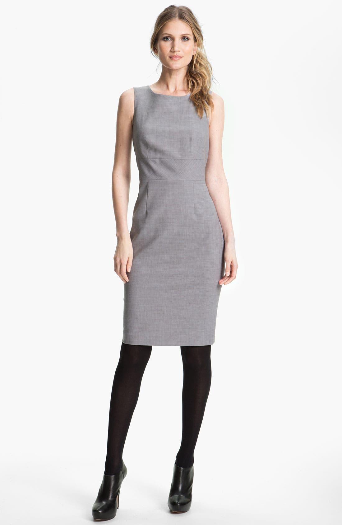 Alternate Image 1 Selected - Santorelli 'Luna' Dress