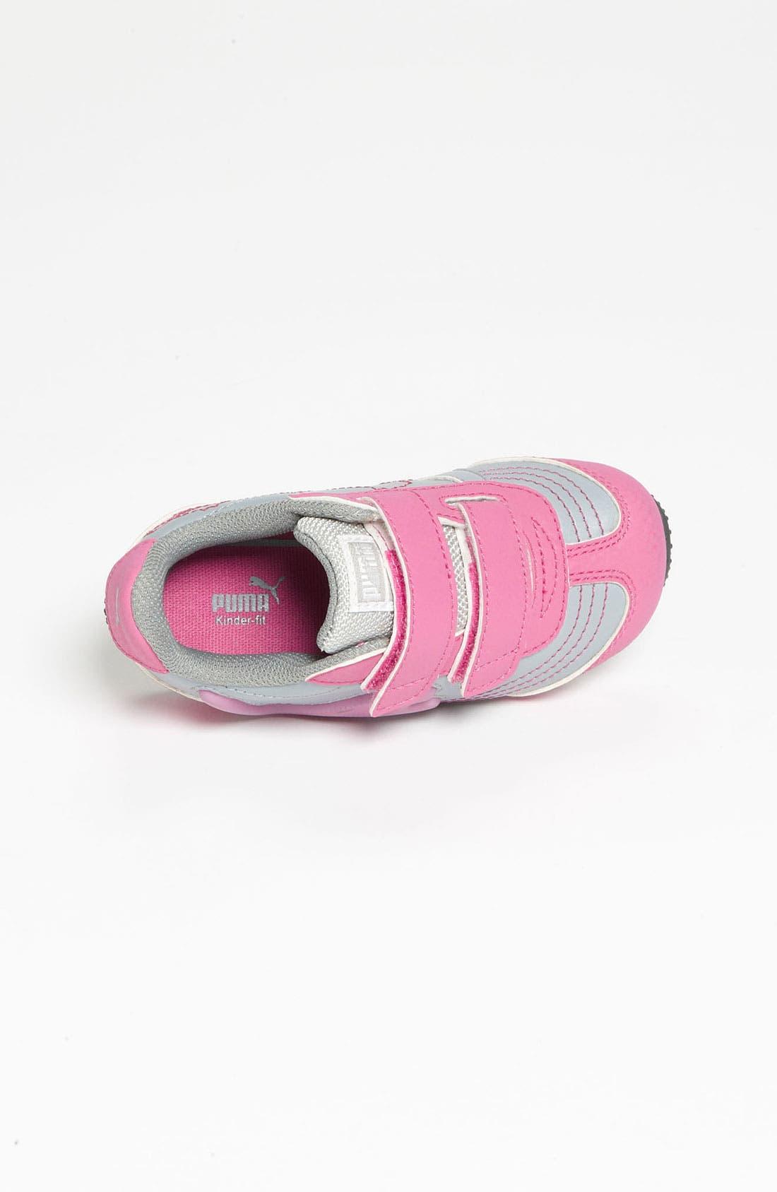 Alternate Image 3  - PUMA 'Speeder Illuminescent' Sneaker (Baby, Walker & Toddler)
