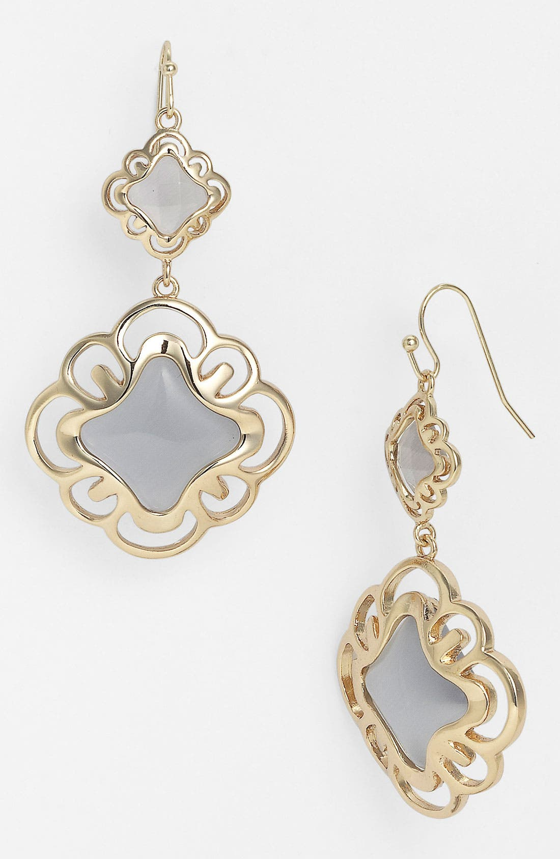 Alternate Image 1 Selected - Kendra Scott 'Cortland' Drop Earrings