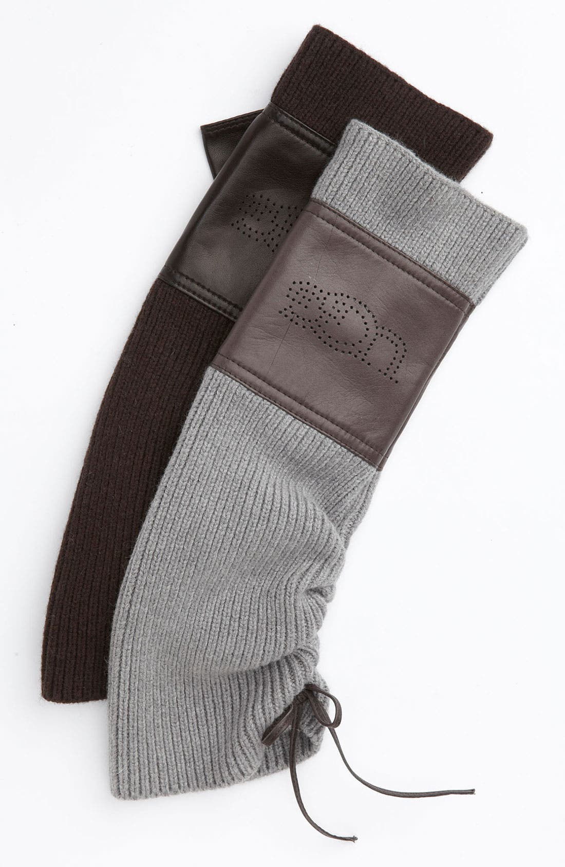 Alternate Image 1 Selected - UGG® Australia 'Greenpoint' Fingerless Gloves