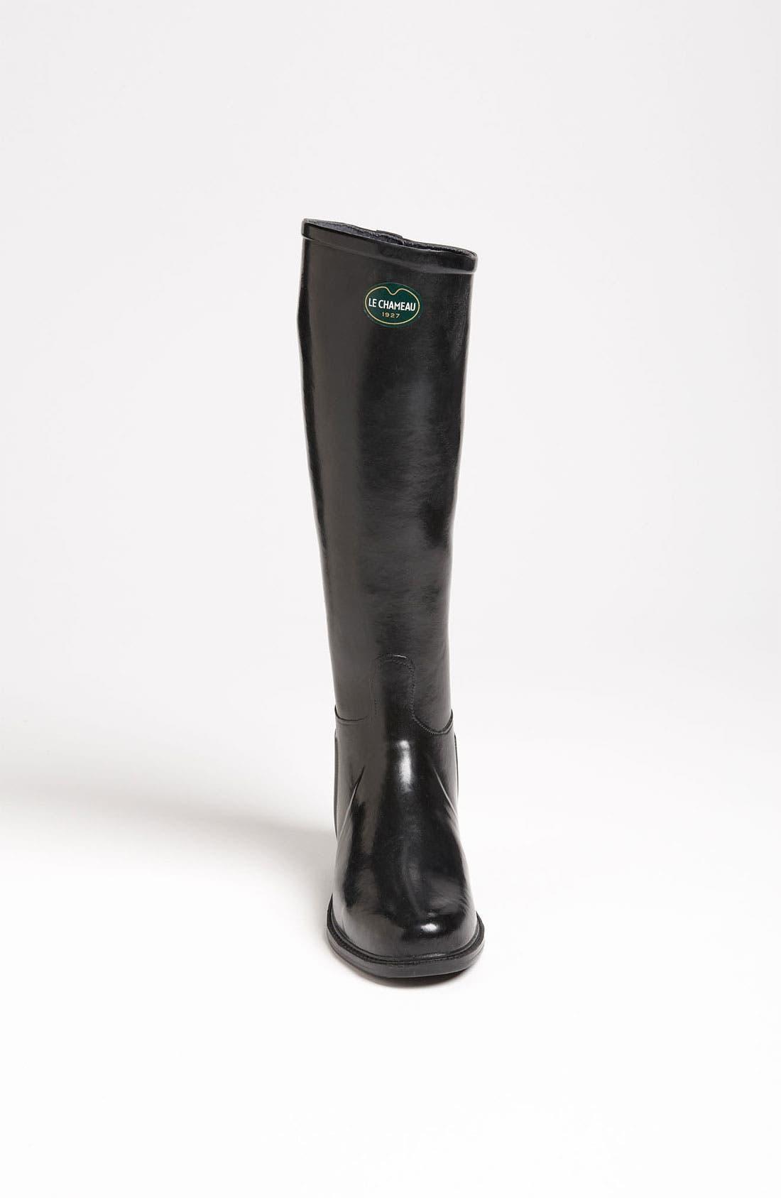 Alternate Image 3  - Le Chameau 'Cavaliere' Rain Boot (Women)