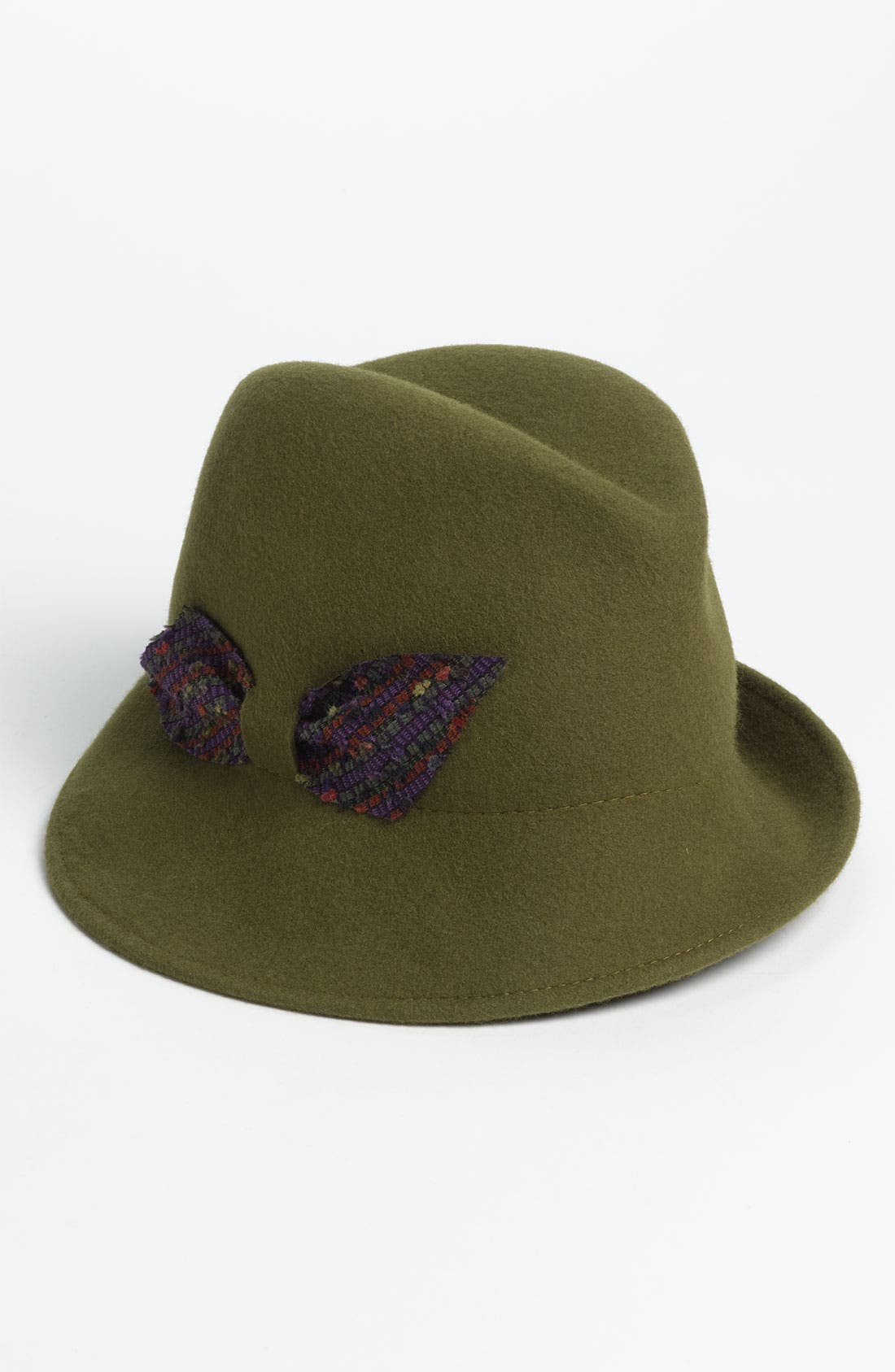 Main Image - Halogen® Updated Wool Fedora