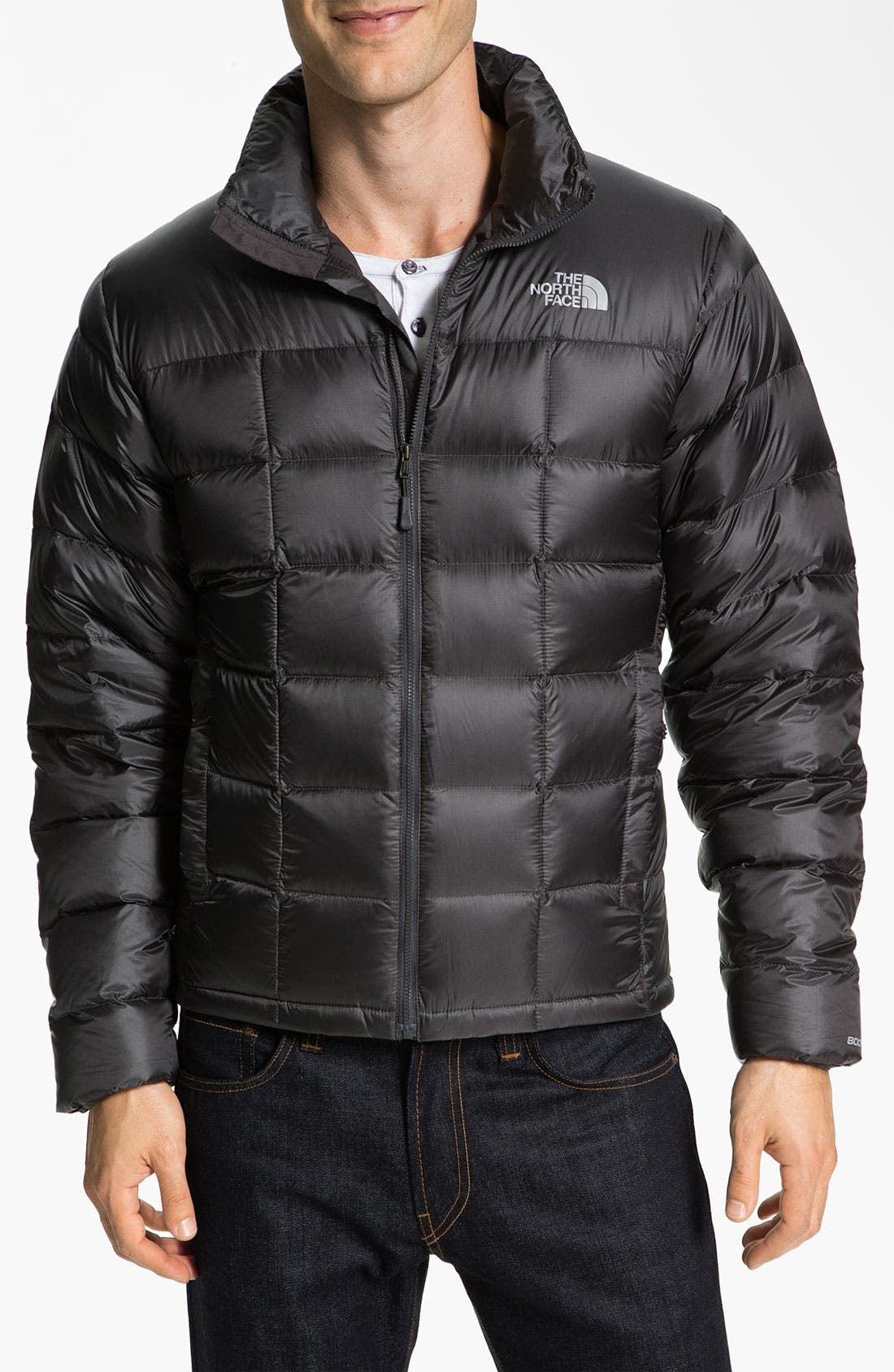 Alternate Image 1  - The North Face 'Thunder' 800 Down Fill Puffer Jacket