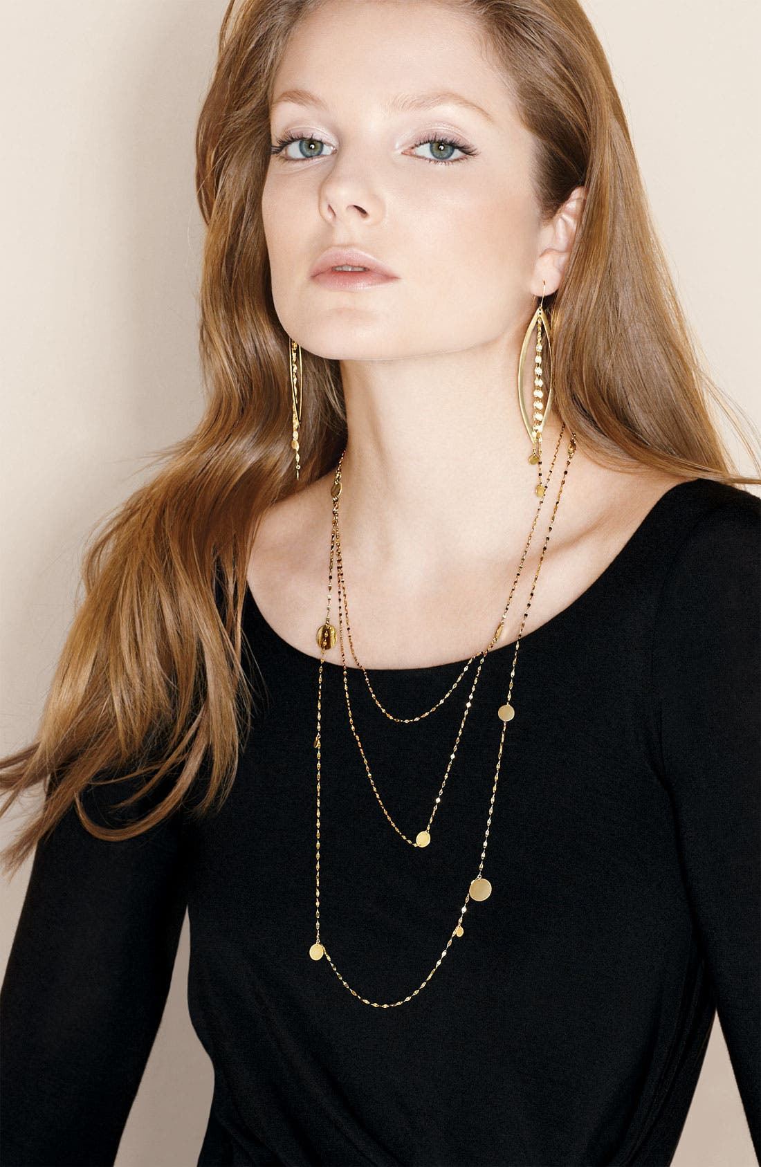 Alternate Image 2  - Lana Jewelry 'Gypsy' Long Disc Necklace