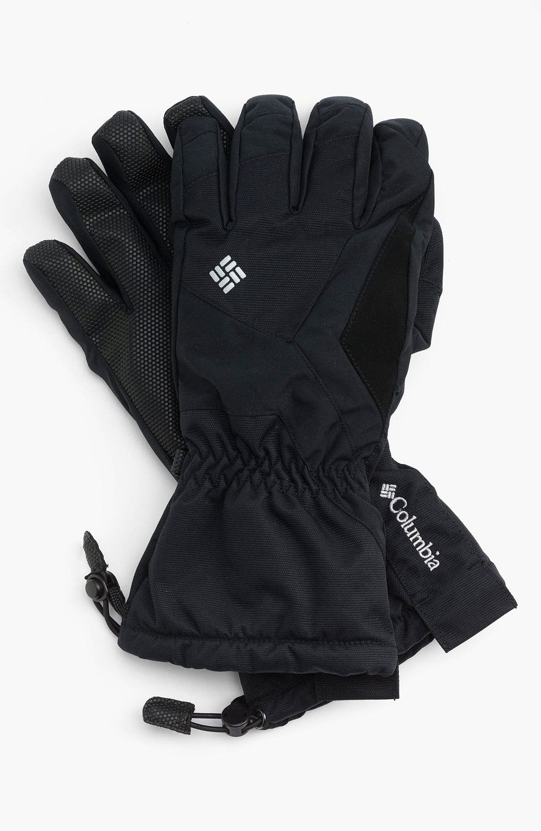 Alternate Image 1 Selected - Columbia 'Majik Wand II' Waterproof OmniTech® Gloves