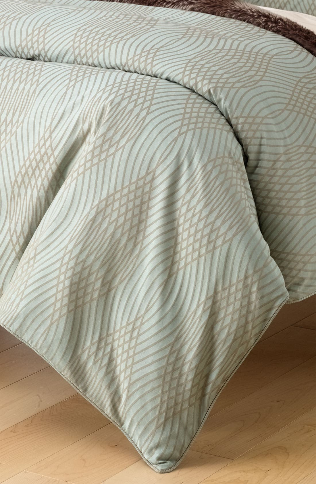 Alternate Image 1 Selected - Nordstrom at Home 'Nouveau Wave' 300 Thread Count Duvet Cover