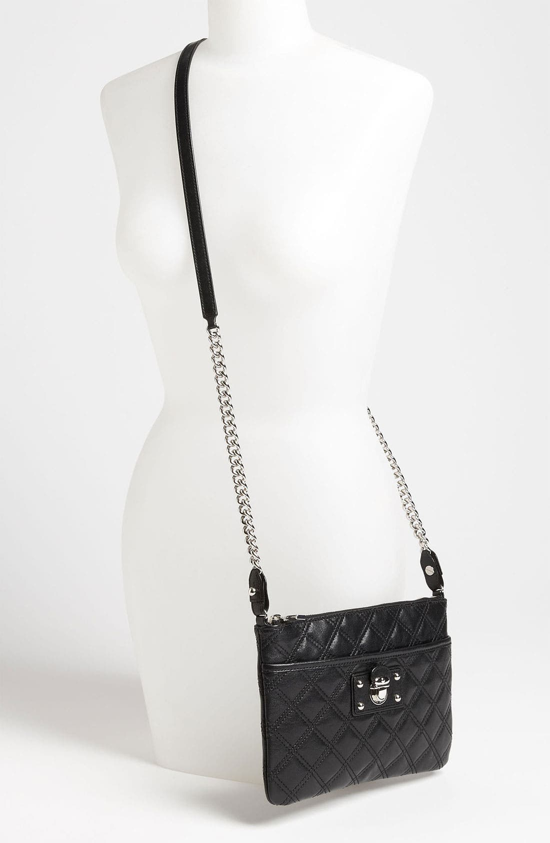 Alternate Image 2  - MARC JACOBS 'Murray' Leather Crossbody Bag