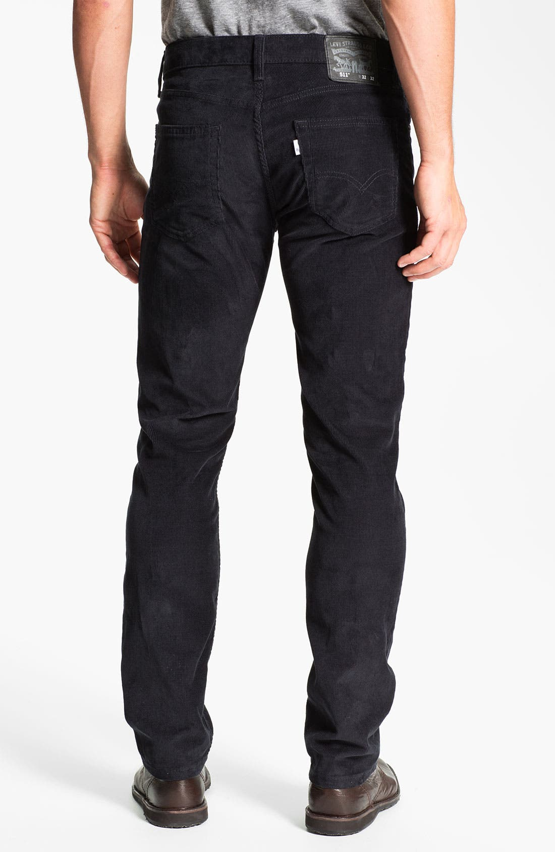 Alternate Image 1 Selected - Levi's® '511™' Skinny Leg Corduroy Pants