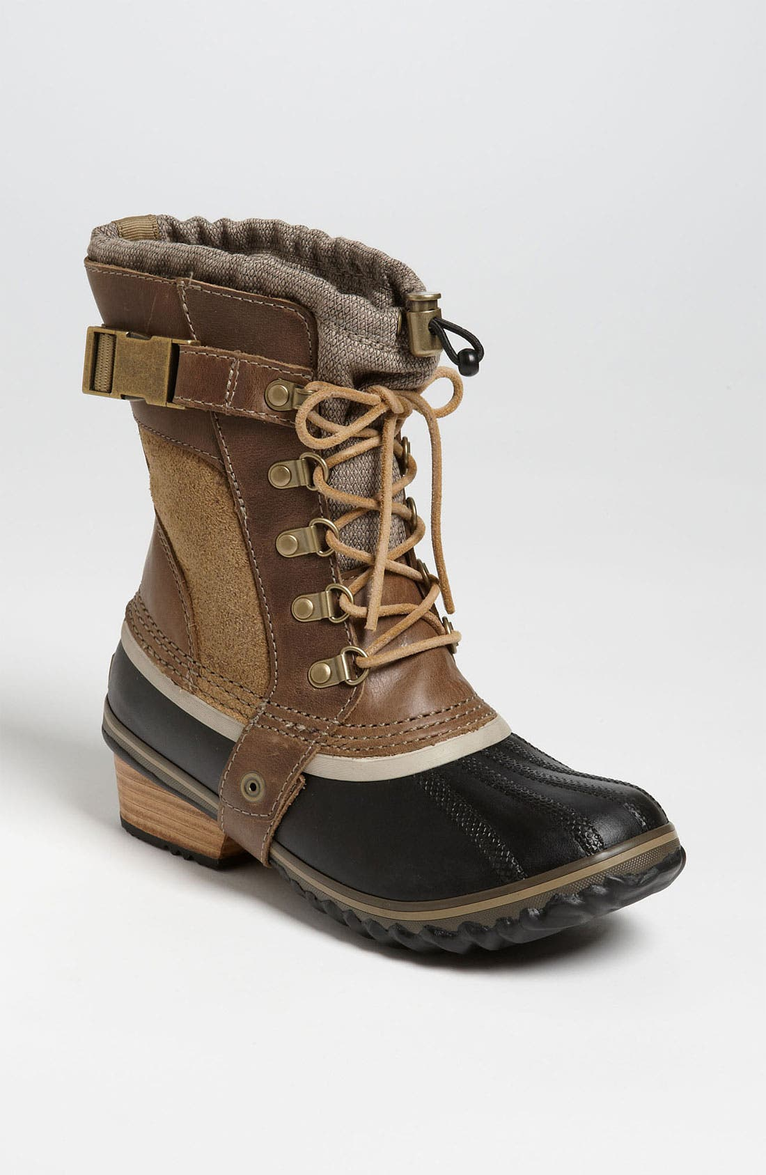 Alternate Image 1 Selected - Sorel 'Conquest Carly Short' Boot