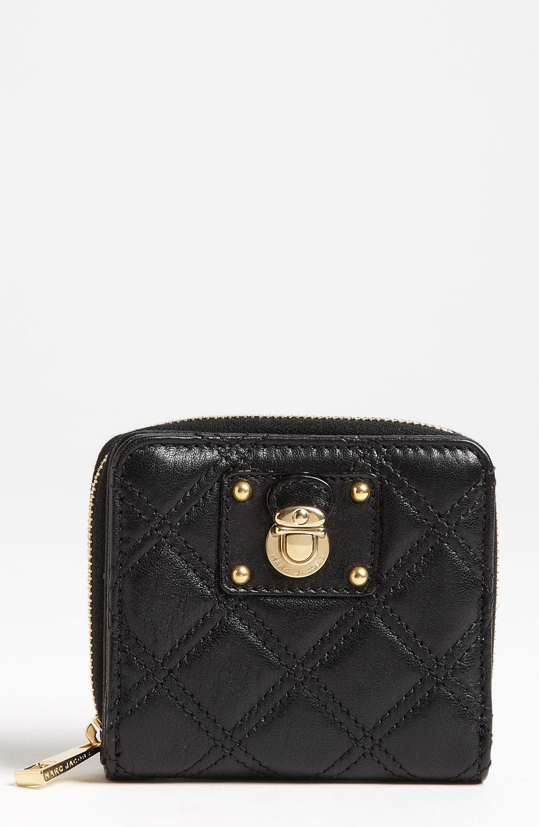 Alternate Image 1 Selected - MARC JACOBS 'Anabela' Leather French Wallet