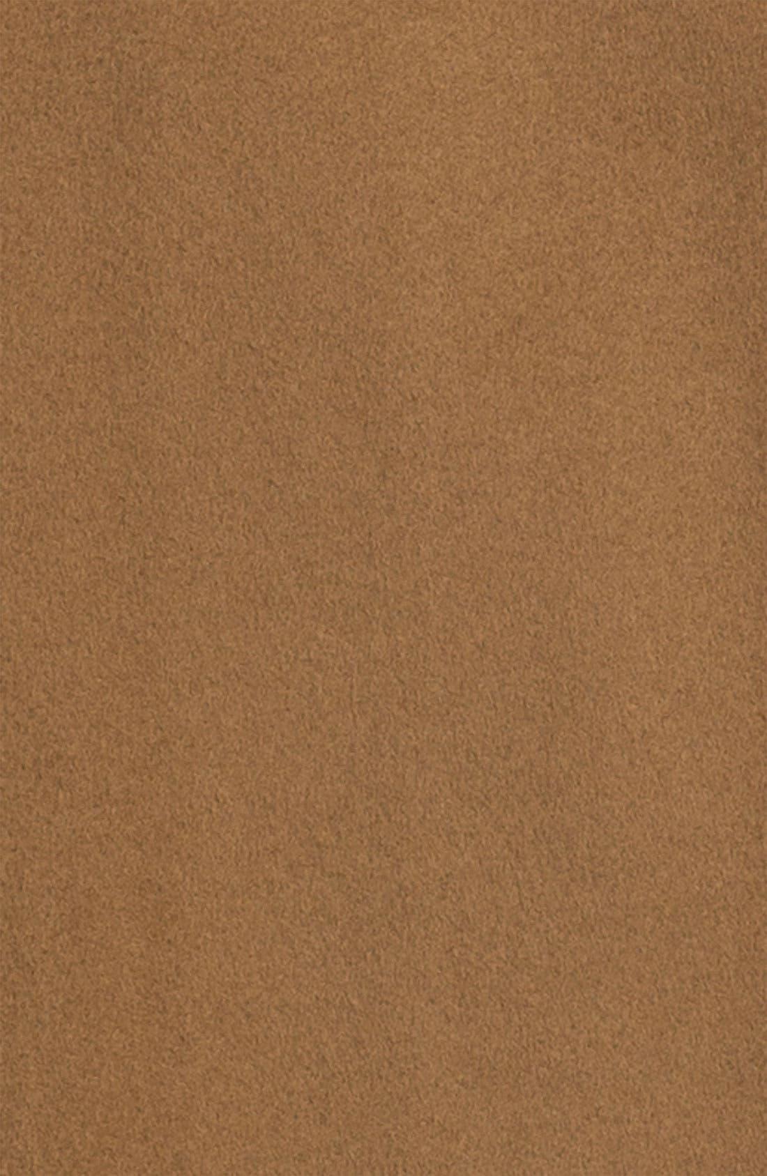 Alternate Image 4  - Fleurette Stand Collar Coat