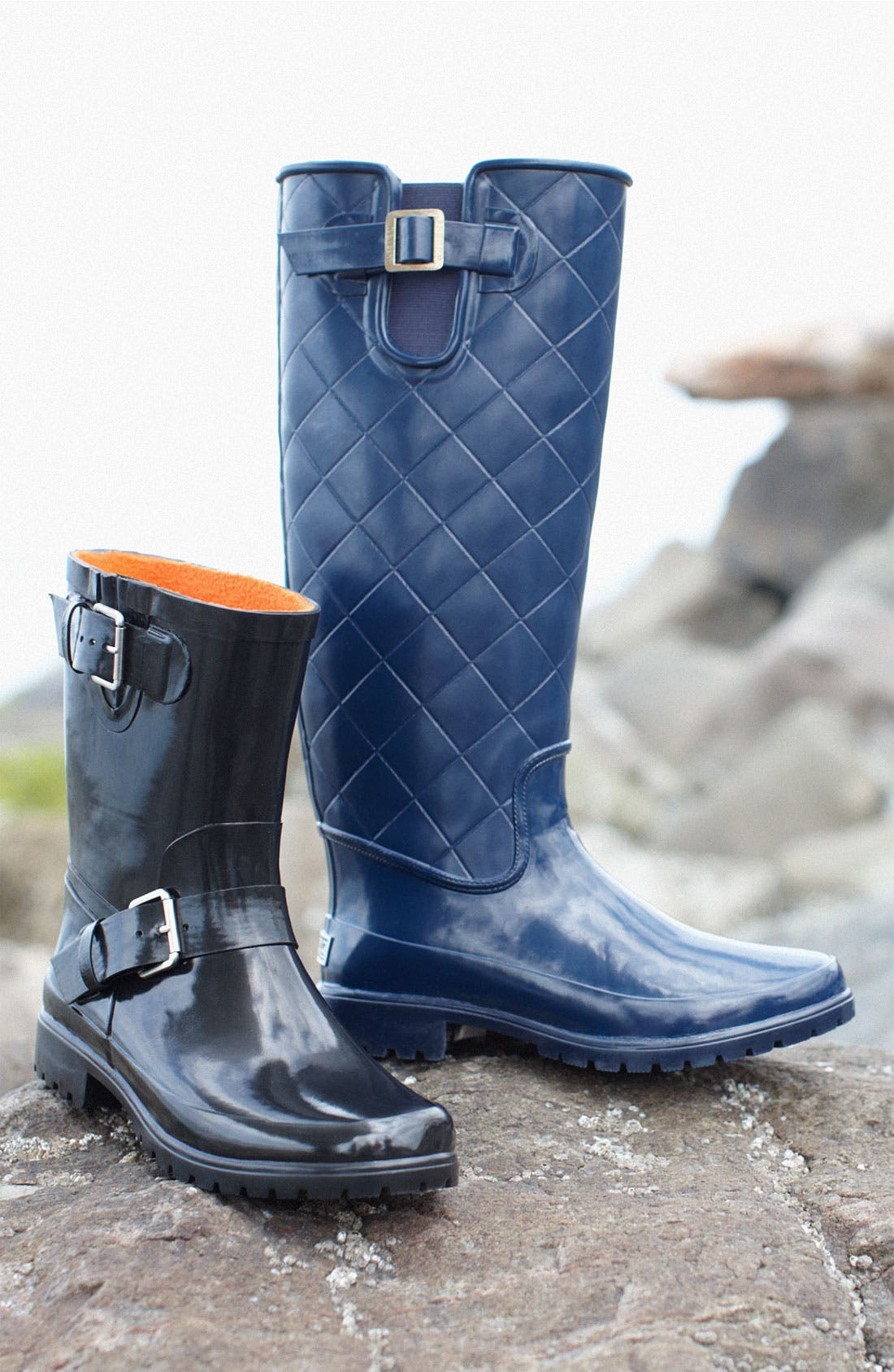 Top-Sider<sup>®</sup> 'Pelican Too' Rain Boot,                             Alternate thumbnail 5, color,