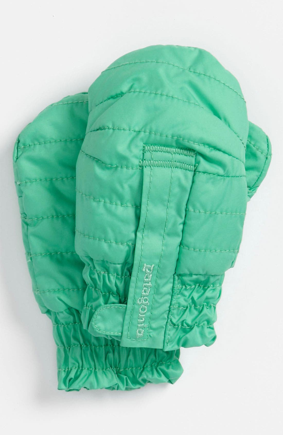Alternate Image 1 Selected - Patagonia 'Baby Puff' Mittens (Infant)