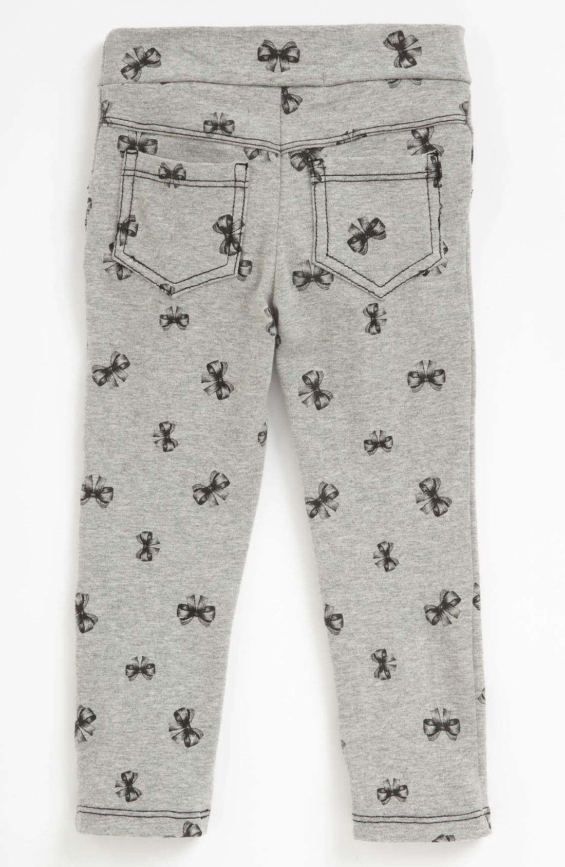 Alternate Image 1 Selected - TA-EAM Skinny Leg Pants (Toddler)