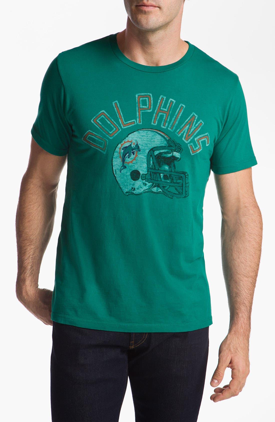 Main Image - Junk Food 'Miami Dolphins' T-Shirt