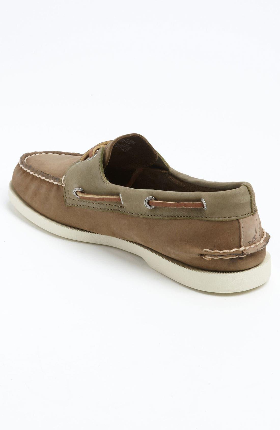 Alternate Image 2  - Sperry Top-Sider® 'Authentic Original' Boat Shoe (Men) (Online Exclusive)