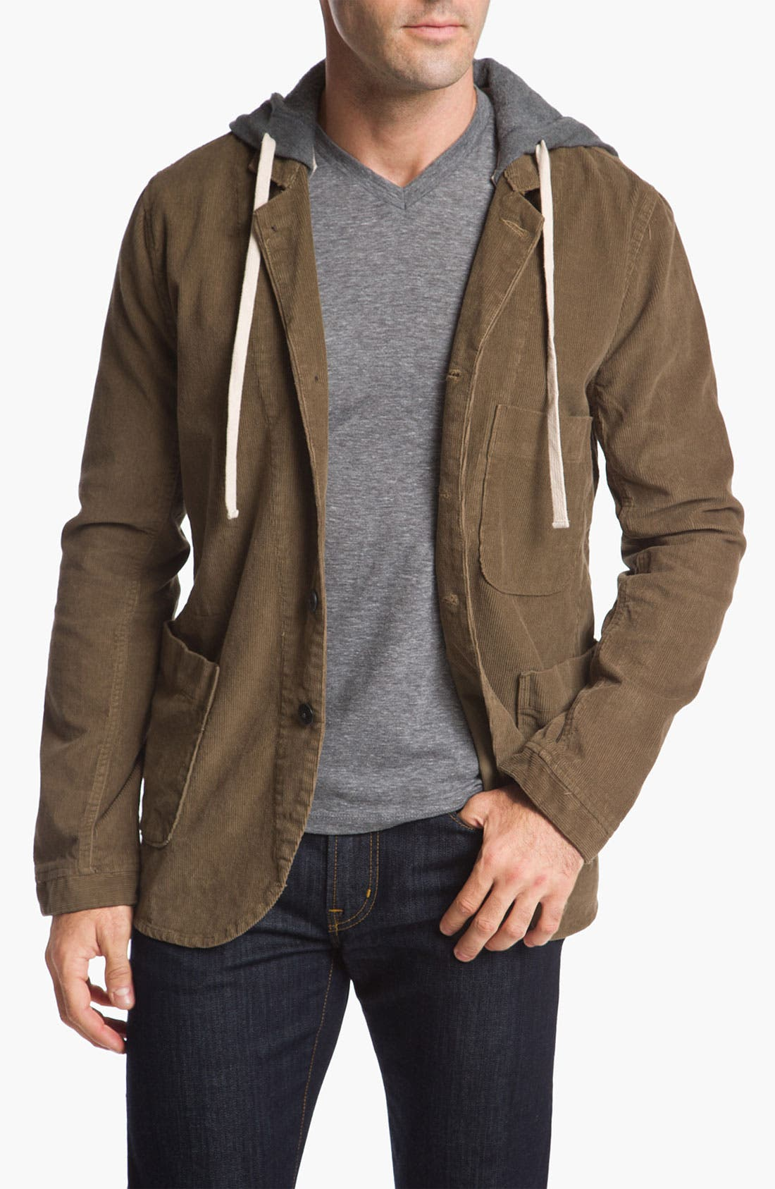 Main Image - Alternative 'Bridgeport' Corduroy Jacket