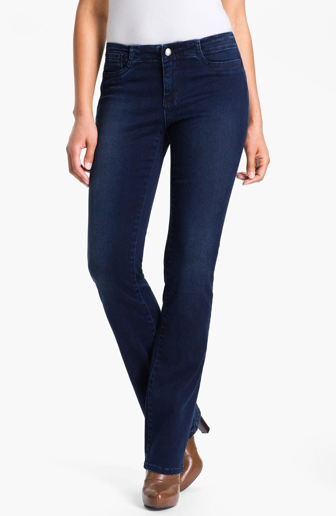 Alternate Image 1 Selected - Christopher Blue 'Isabella' Bootcut Stretch Jeans