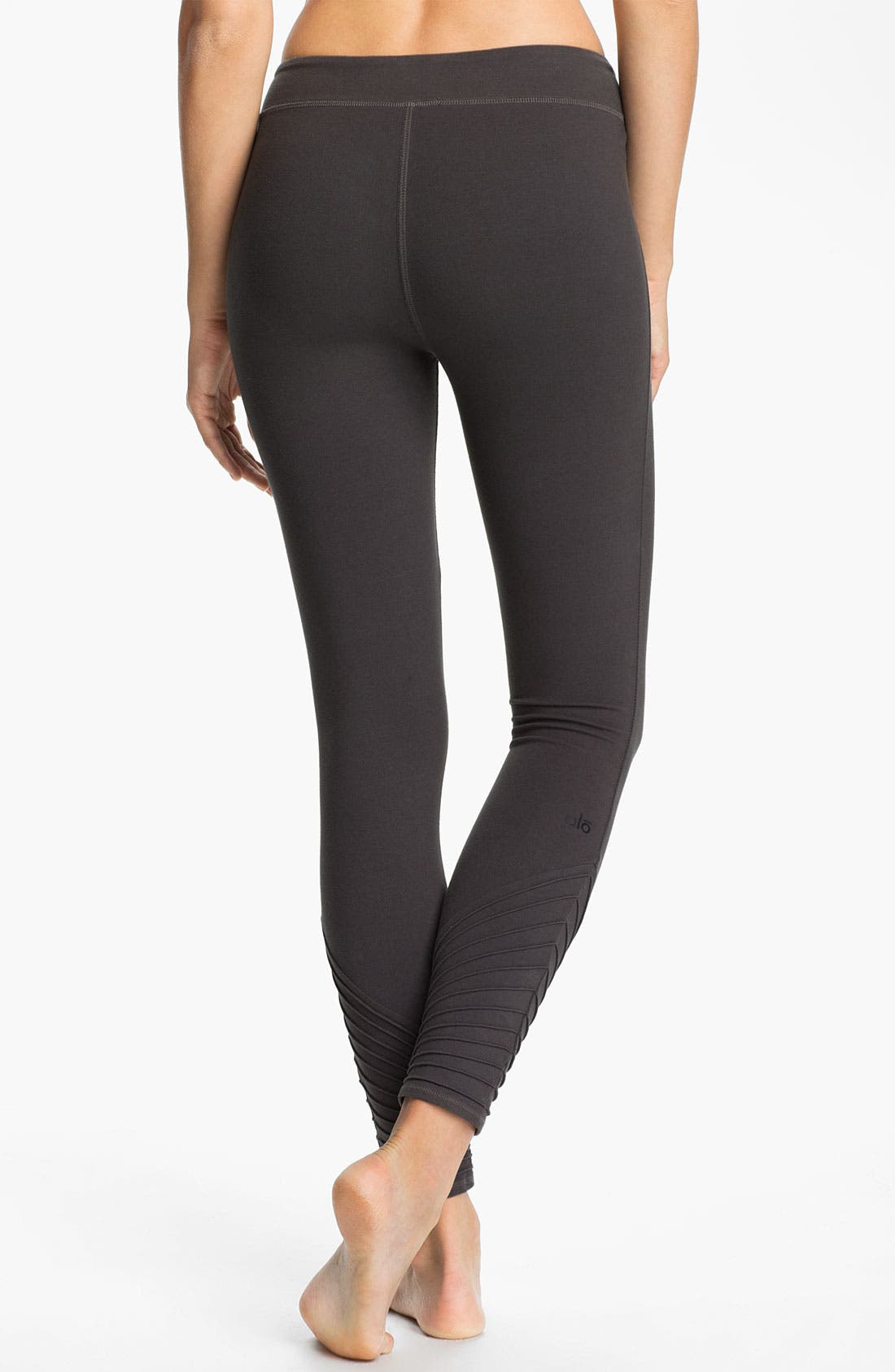 Alternate Image 2  - Alo Stitch Detail Leggings