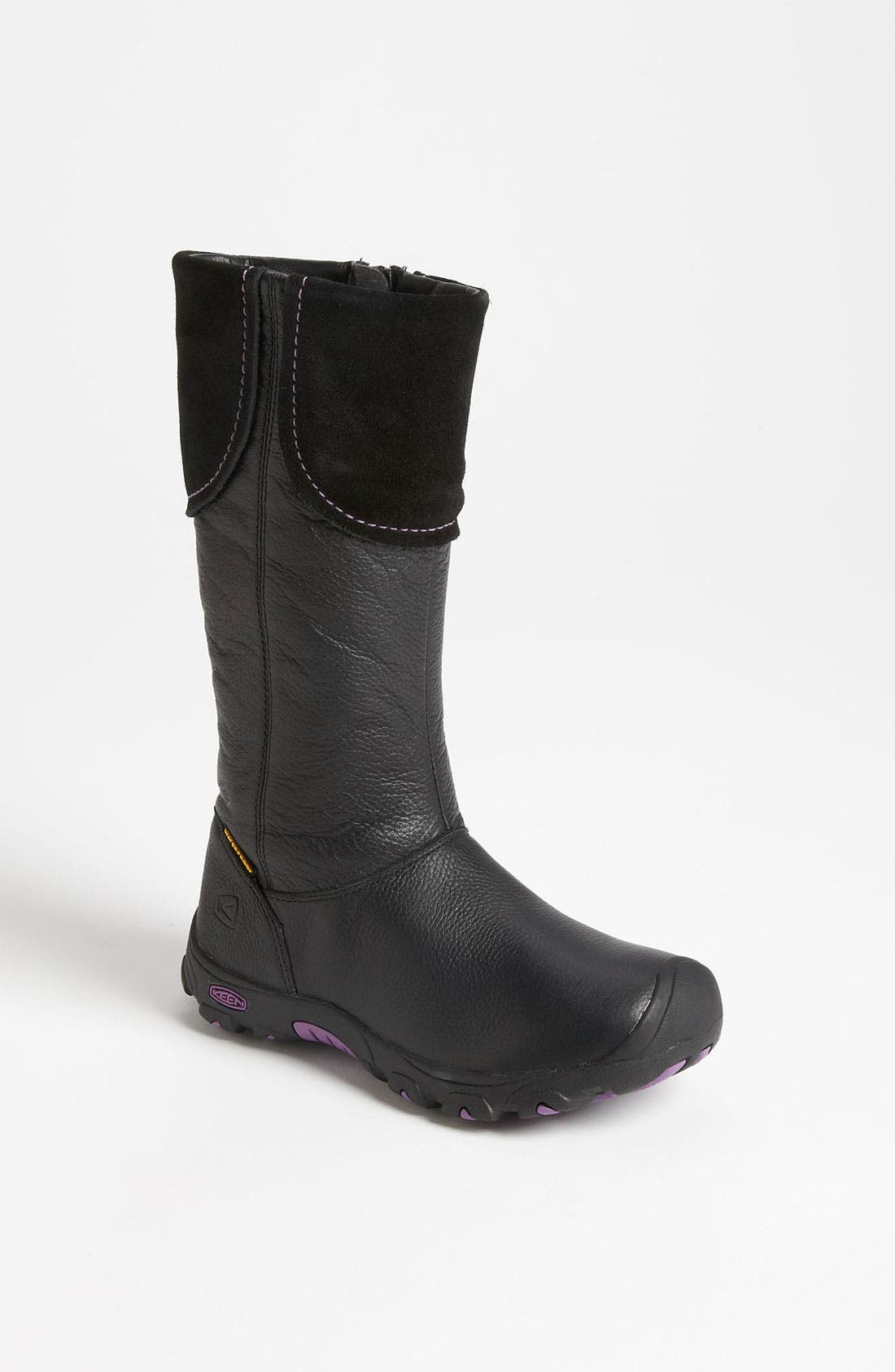 Alternate Image 1 Selected - Keen 'Laken' Boot (Toddler, Little Kid & Big Kid)