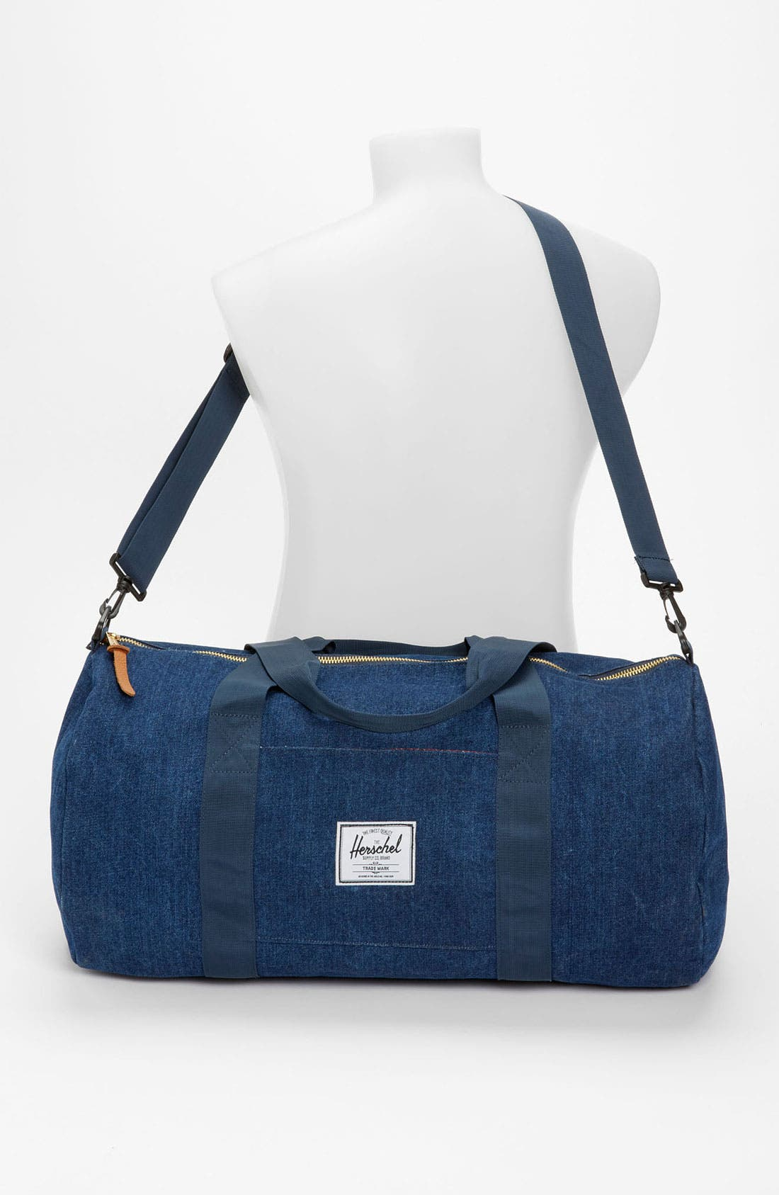Alternate Image 2  - Herschel Supply Co. 'Sutton - Denim Collection' Duffel Bag