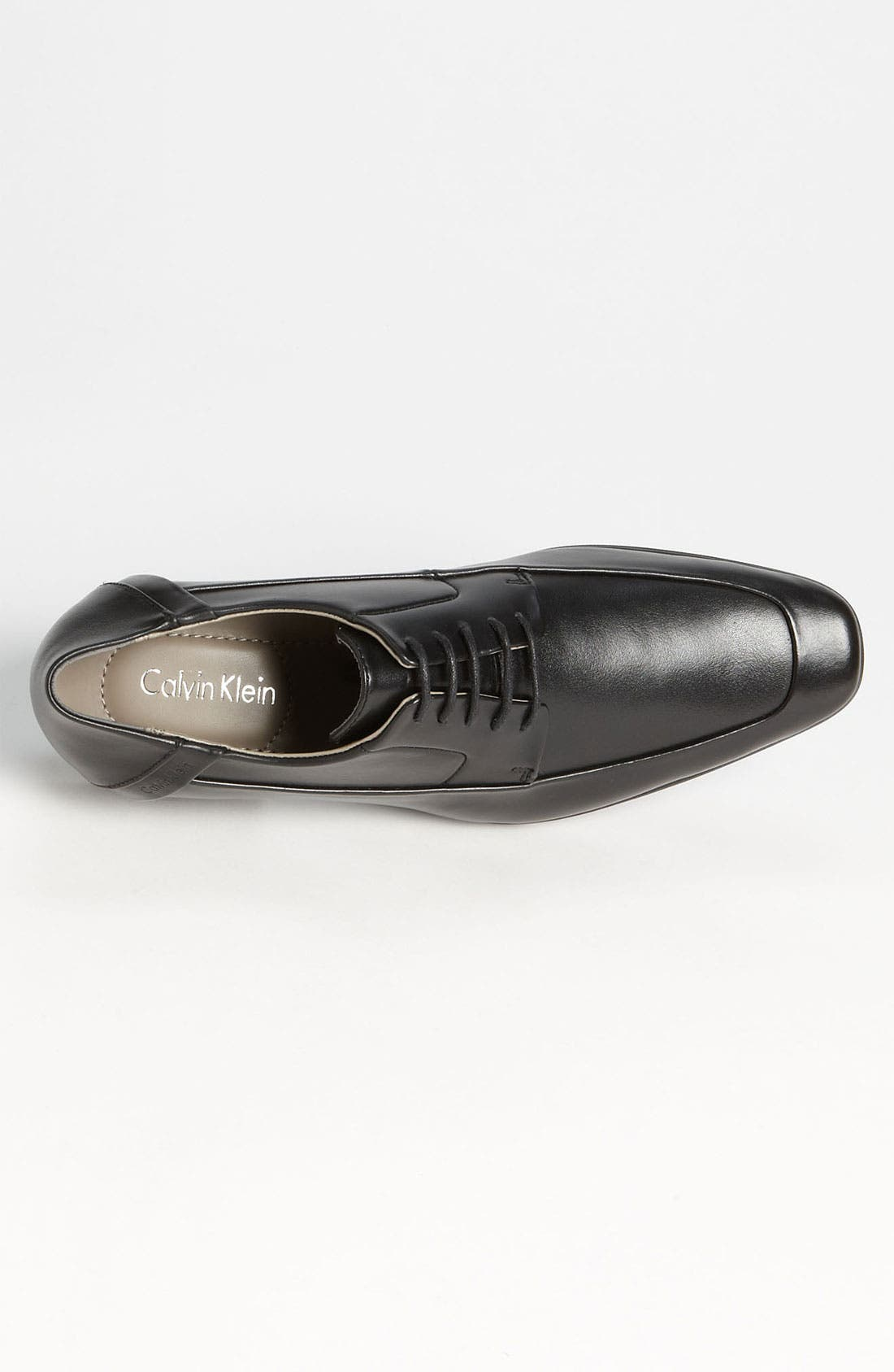 Alternate Image 3  - Calvin Klein 'Brent' Apron Toe Derby