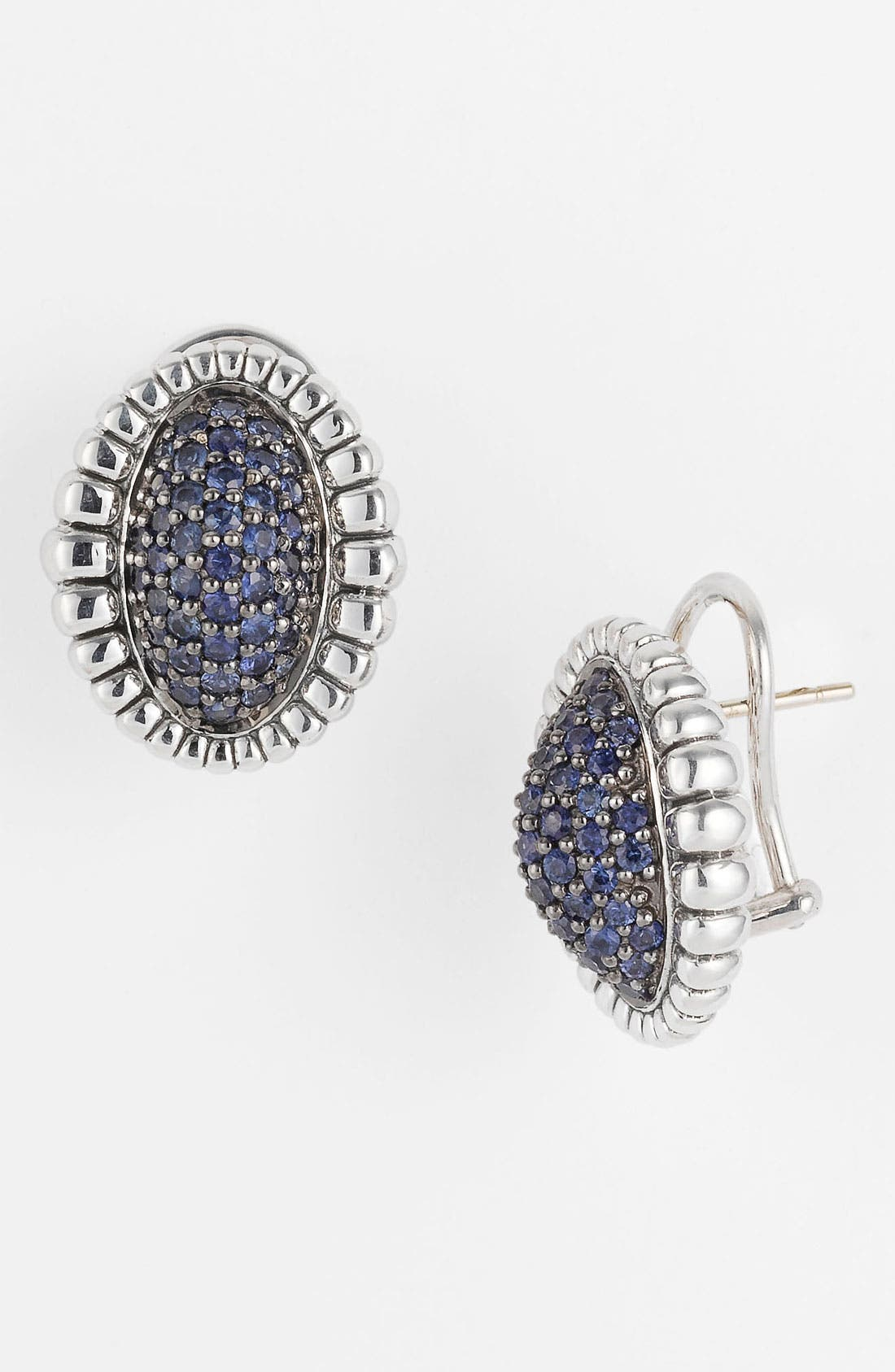 Alternate Image 1 Selected - LAGOS 'Muse' Fluted Earrings (Online Only)