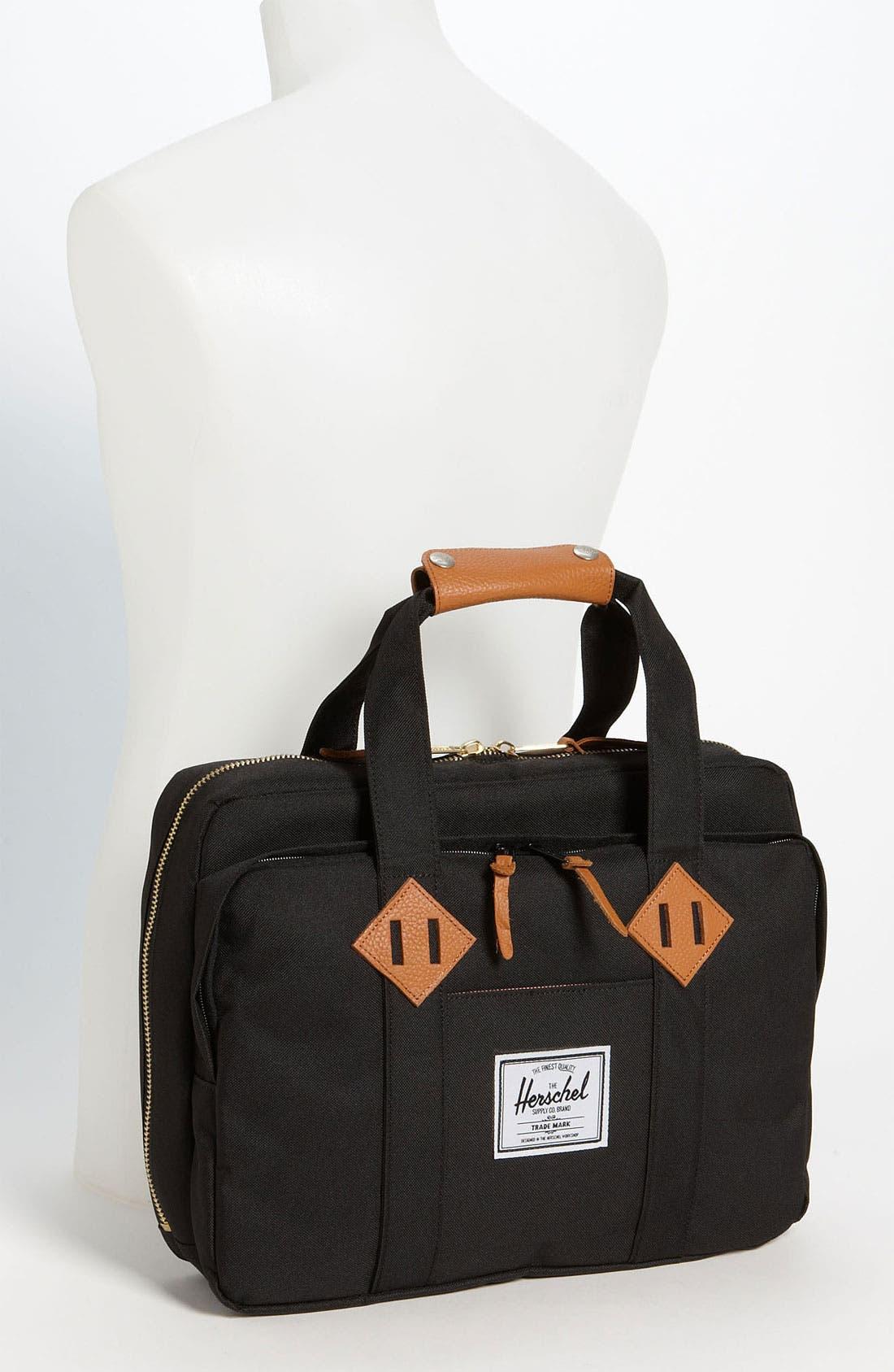 Alternate Image 4  - Herschel Supply Co. 'Oak' Laptop Briefcase
